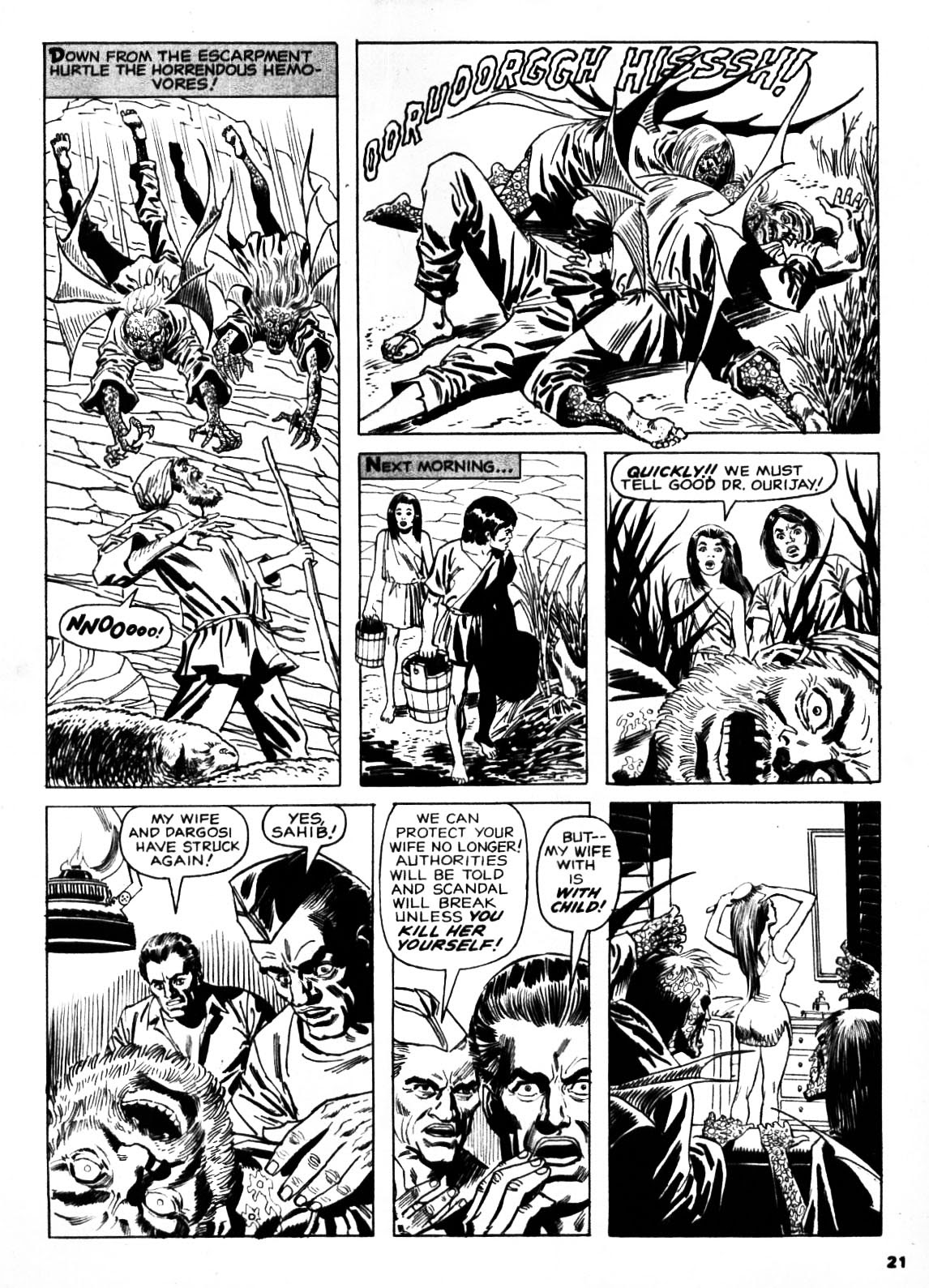 Nightmare (1970) issue 21 - Page 20