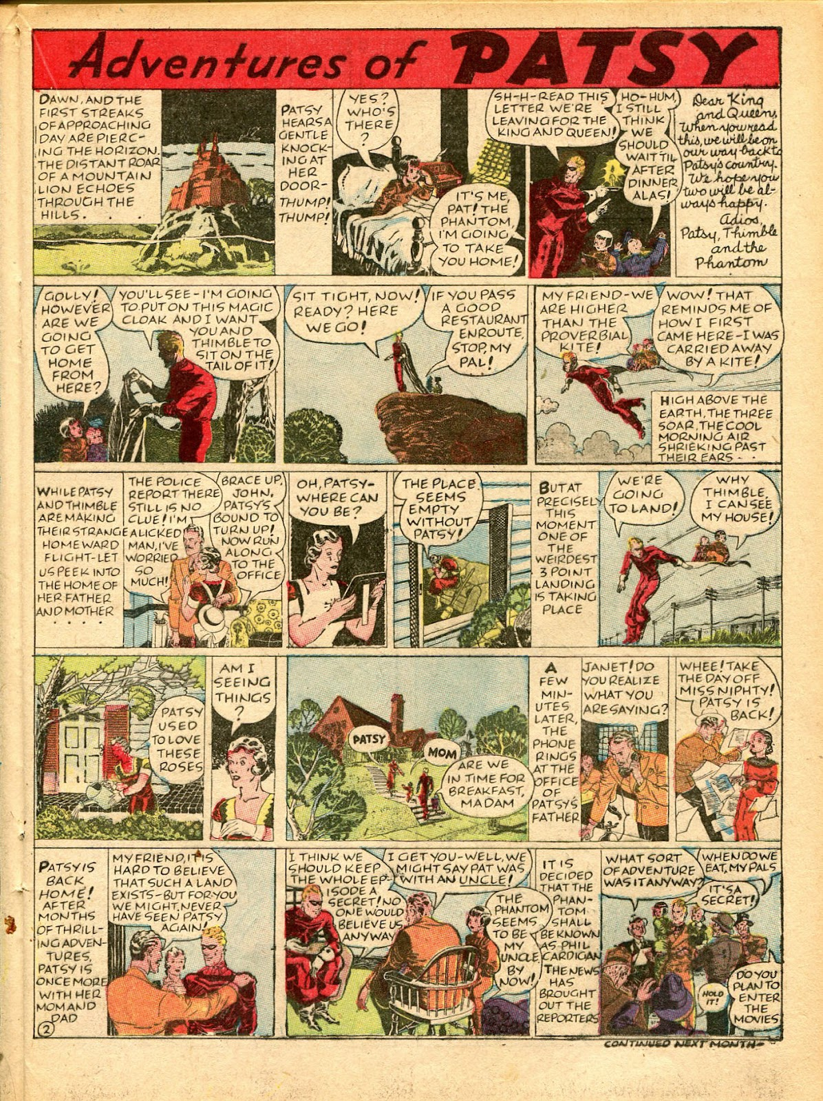 Read online Famous Funnies comic -  Issue #42 - 30
