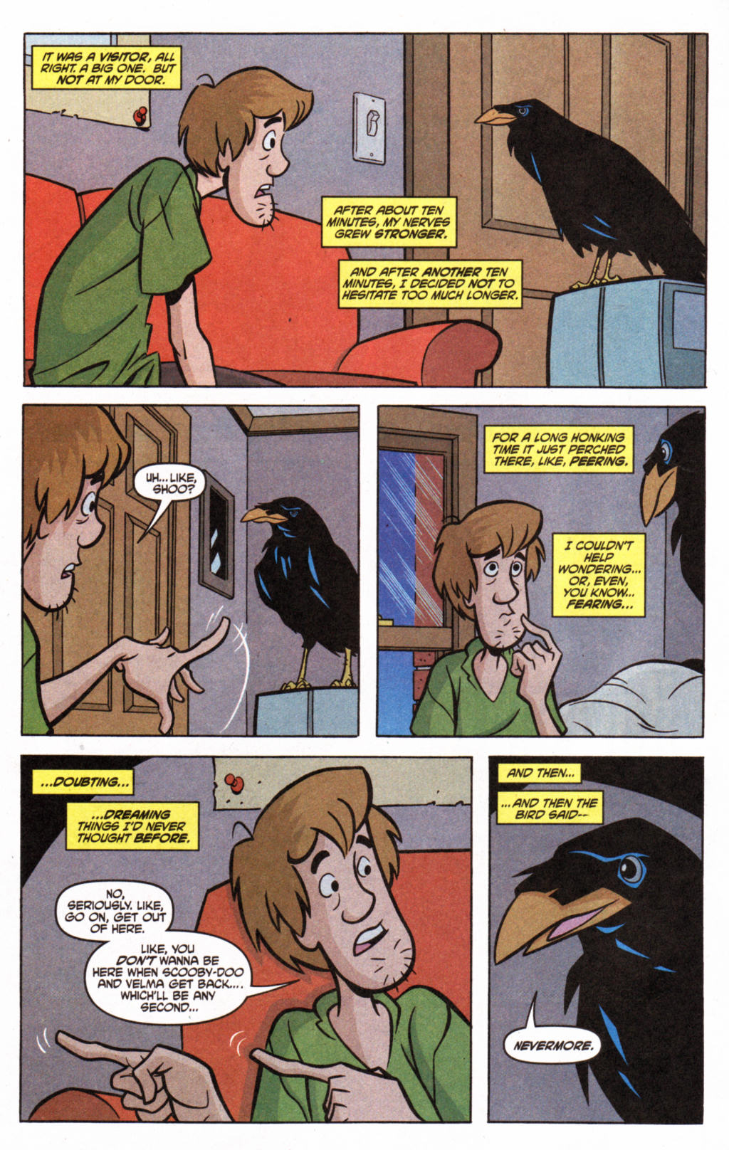 Read online Scooby-Doo (1997) comic -  Issue #117 - 11