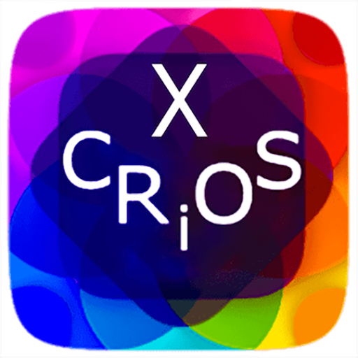 CRiOS X - ICON PACK v9.0 [Patched]