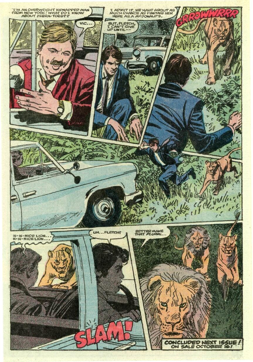 Read online Sheena comic -  Issue #1 - 25