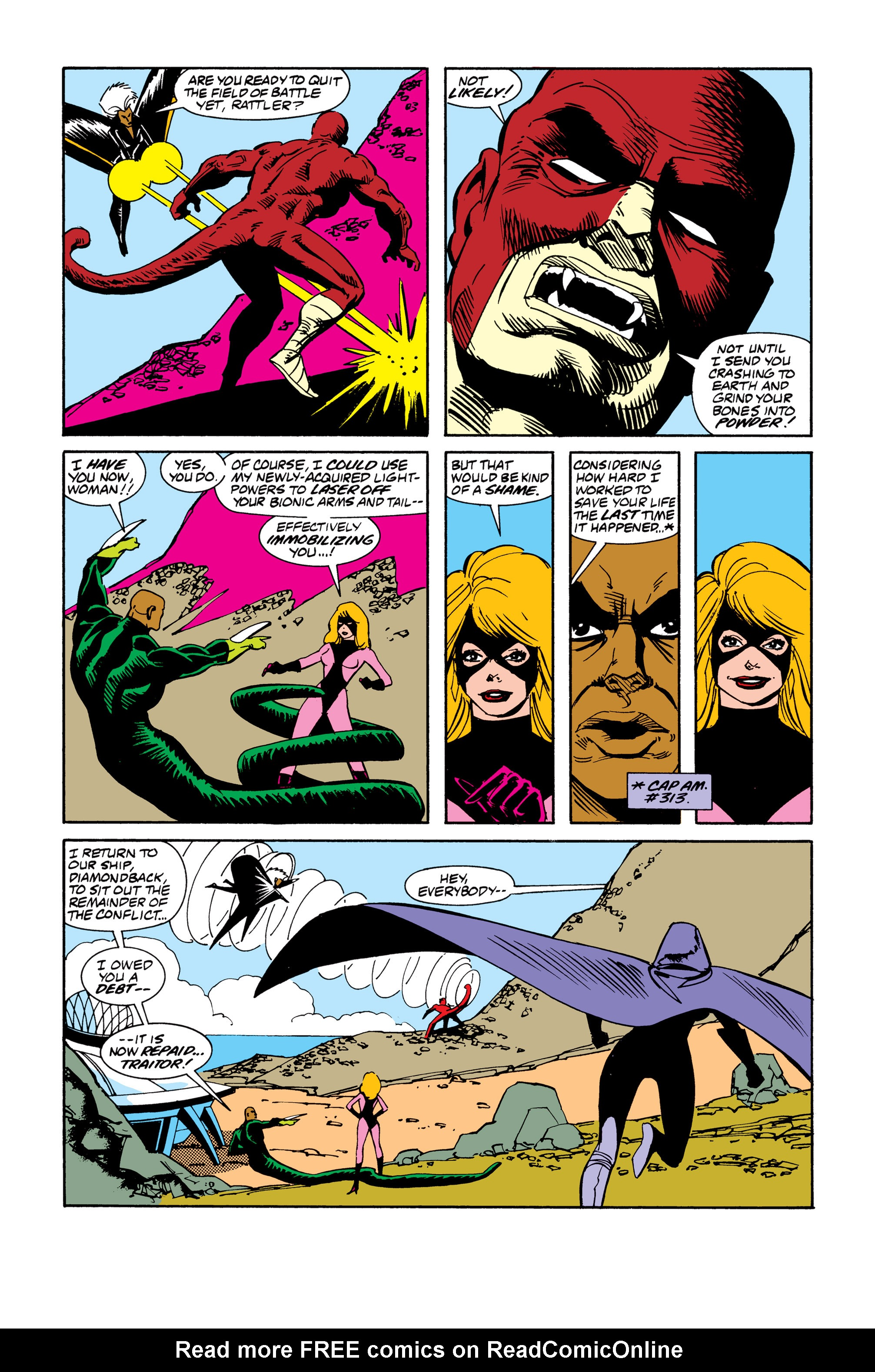 Read online Uncanny X-Men (1963) comic -  Issue # _Annual 13 - 28