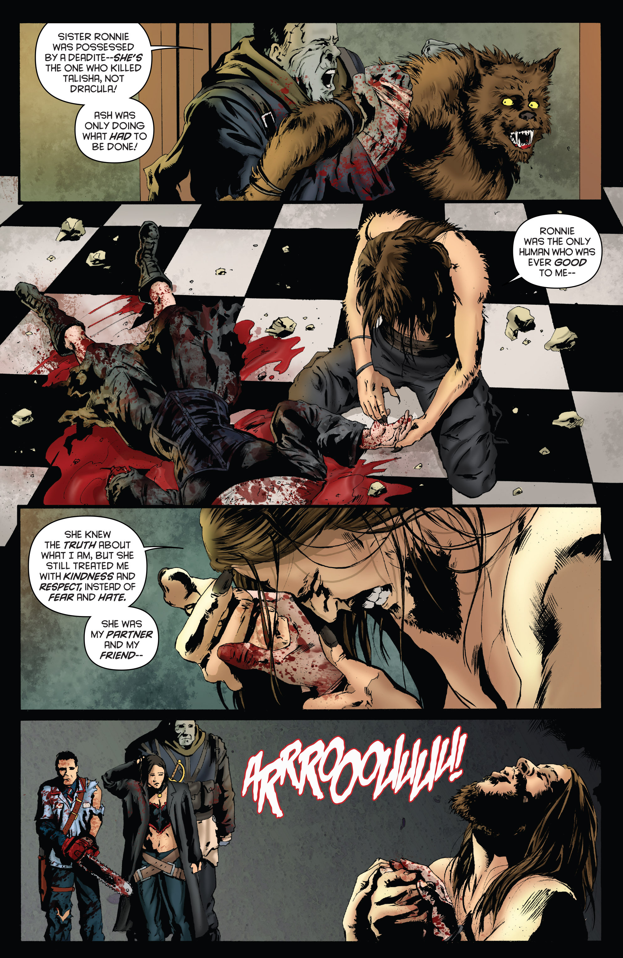 Read online Army of Darkness: Furious Road comic -  Issue #3 - 22