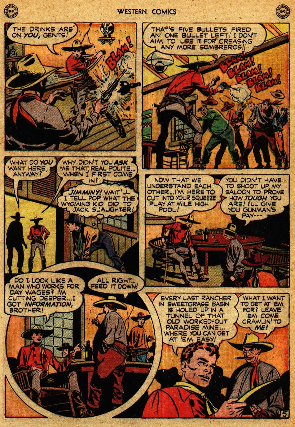Western Comics issue 9 - Page 7