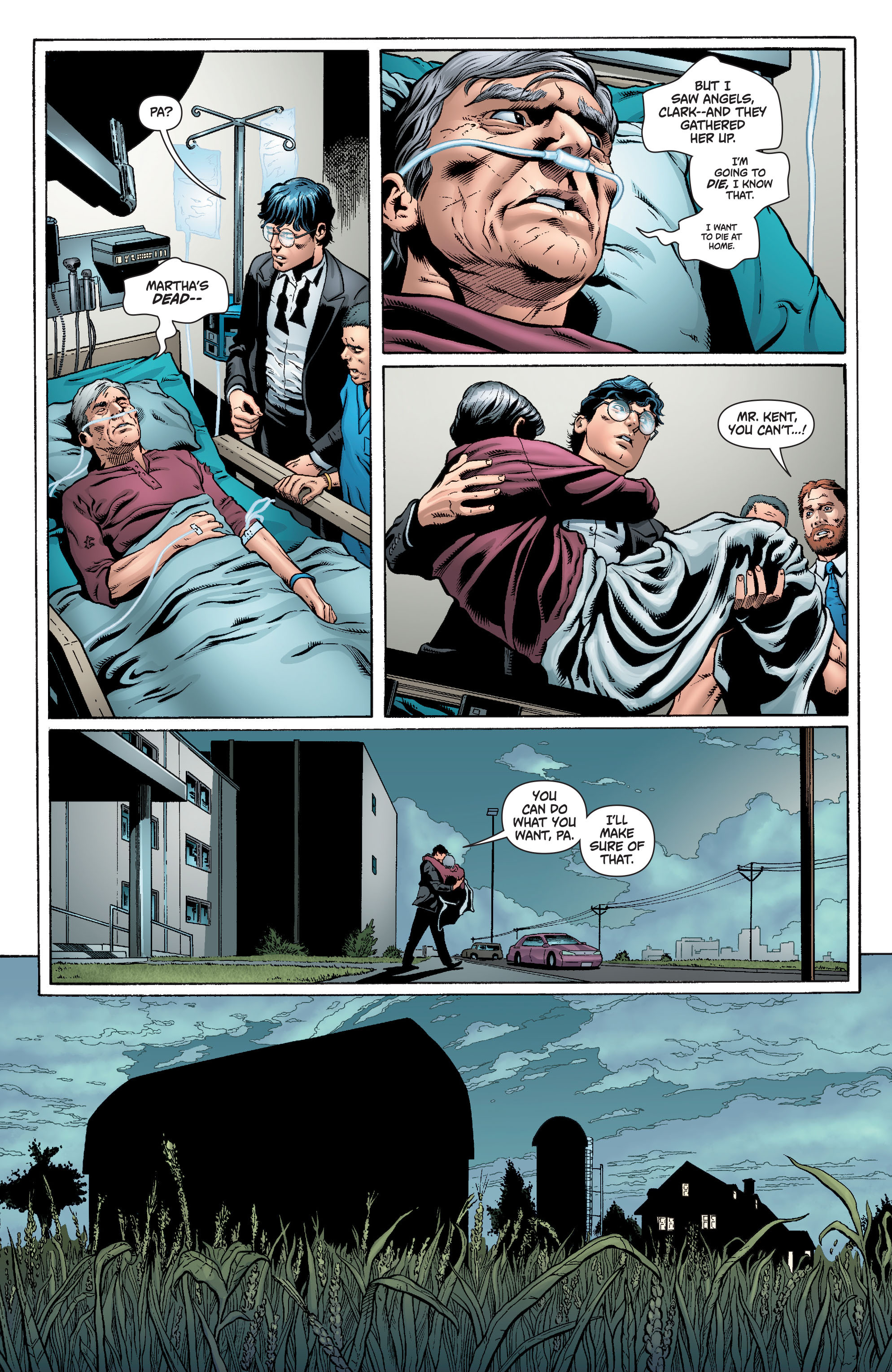 Read online Action Comics (2011) comic -  Issue #17 - 6