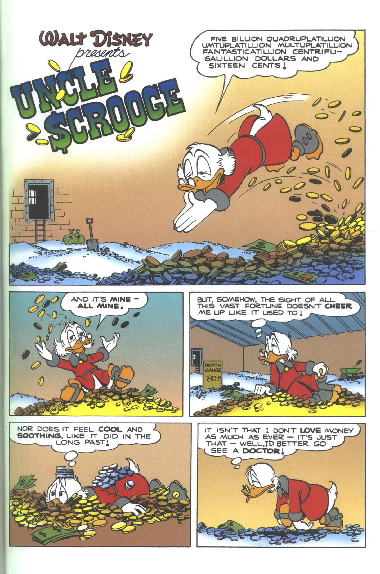 Read online Uncle Scrooge (1953) comic -  Issue #355 - 3
