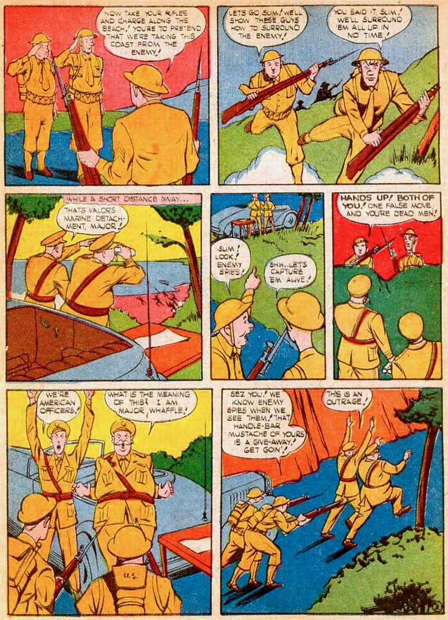 Zip Comics issue 19 - Page 18