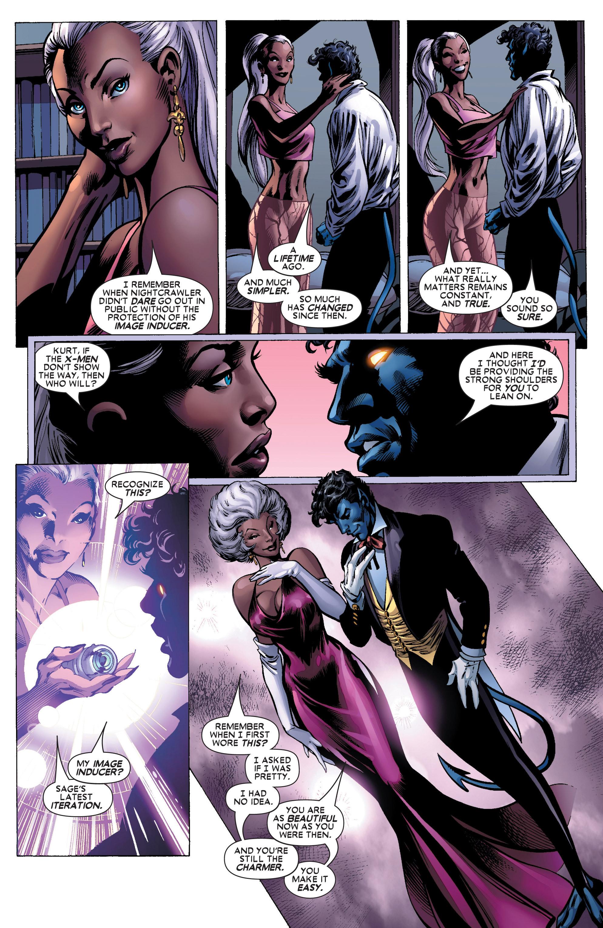 Read online Uncanny X-Men (1963) comic -  Issue #445 - 14
