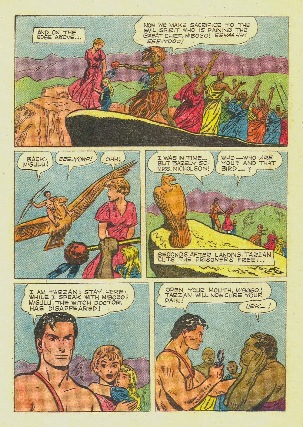 Tarzan (1948) issue 65 - Page 24