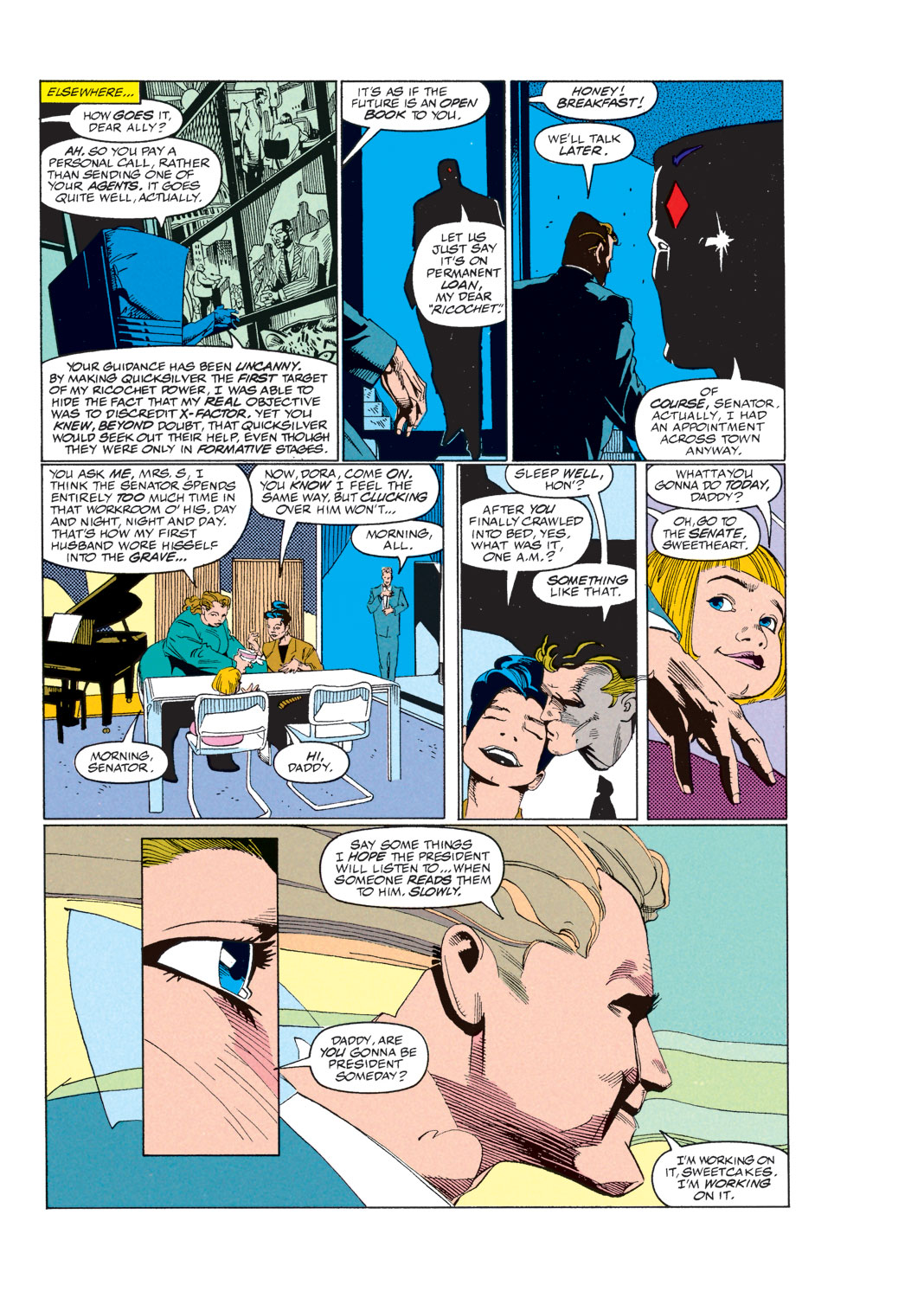 Read online X-Factor (1986) comic -  Issue #74 - 8
