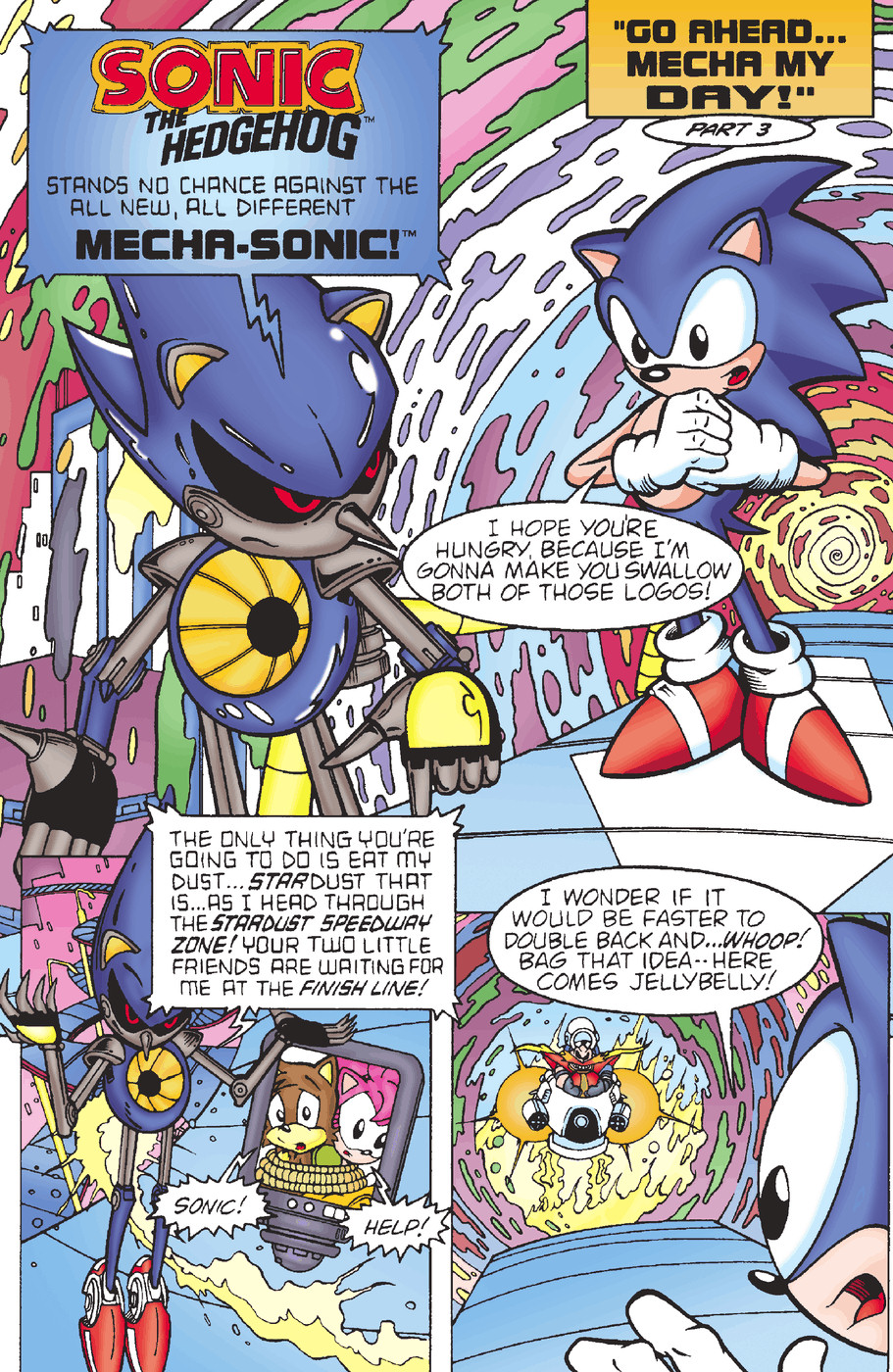 Read online Sonic Universe comic -  Issue #50 - 28