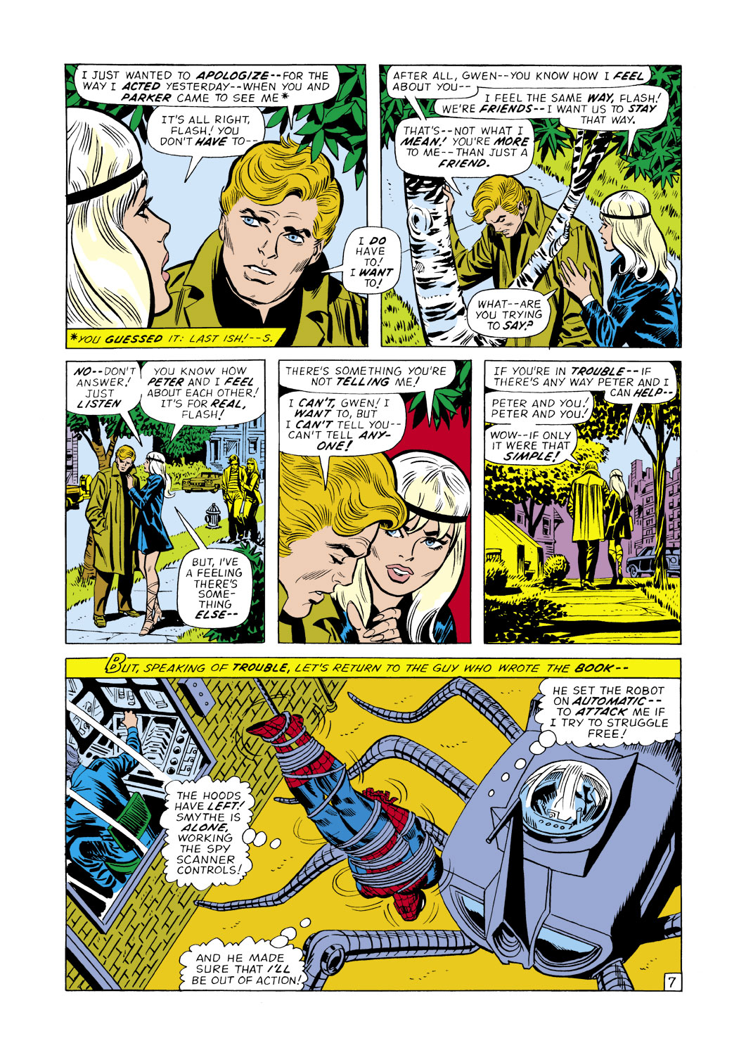 The Amazing Spider-Man (1963) 107 Page 7