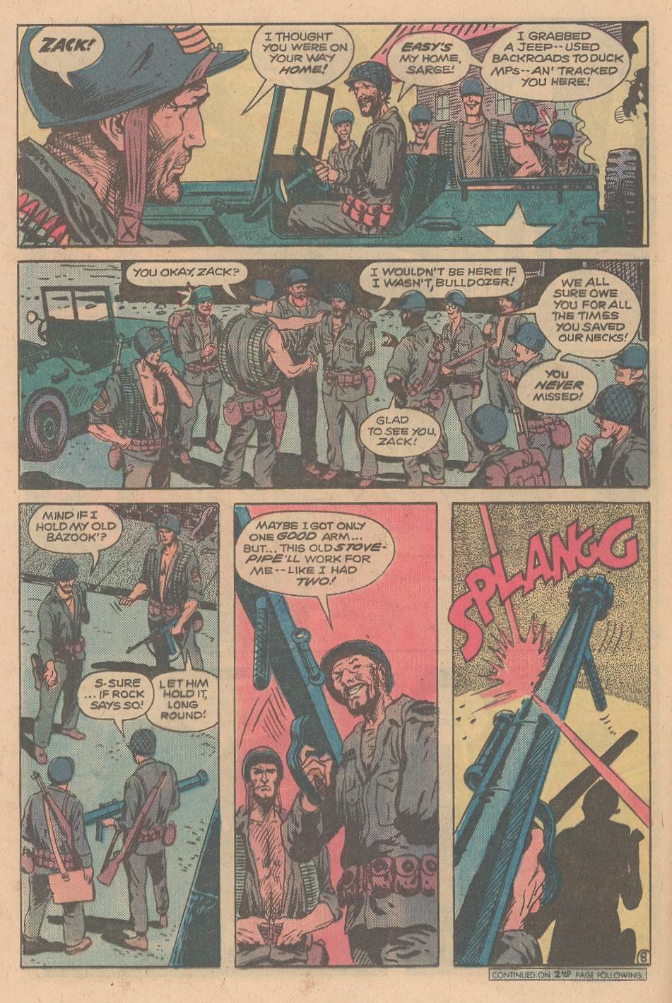 Read online Sgt. Rock comic -  Issue #348 - 9