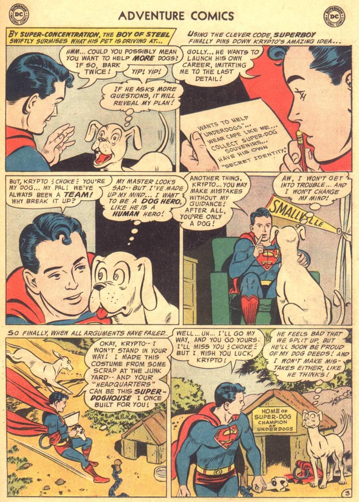 Read online Adventure Comics (1938) comic -  Issue #330 - 24