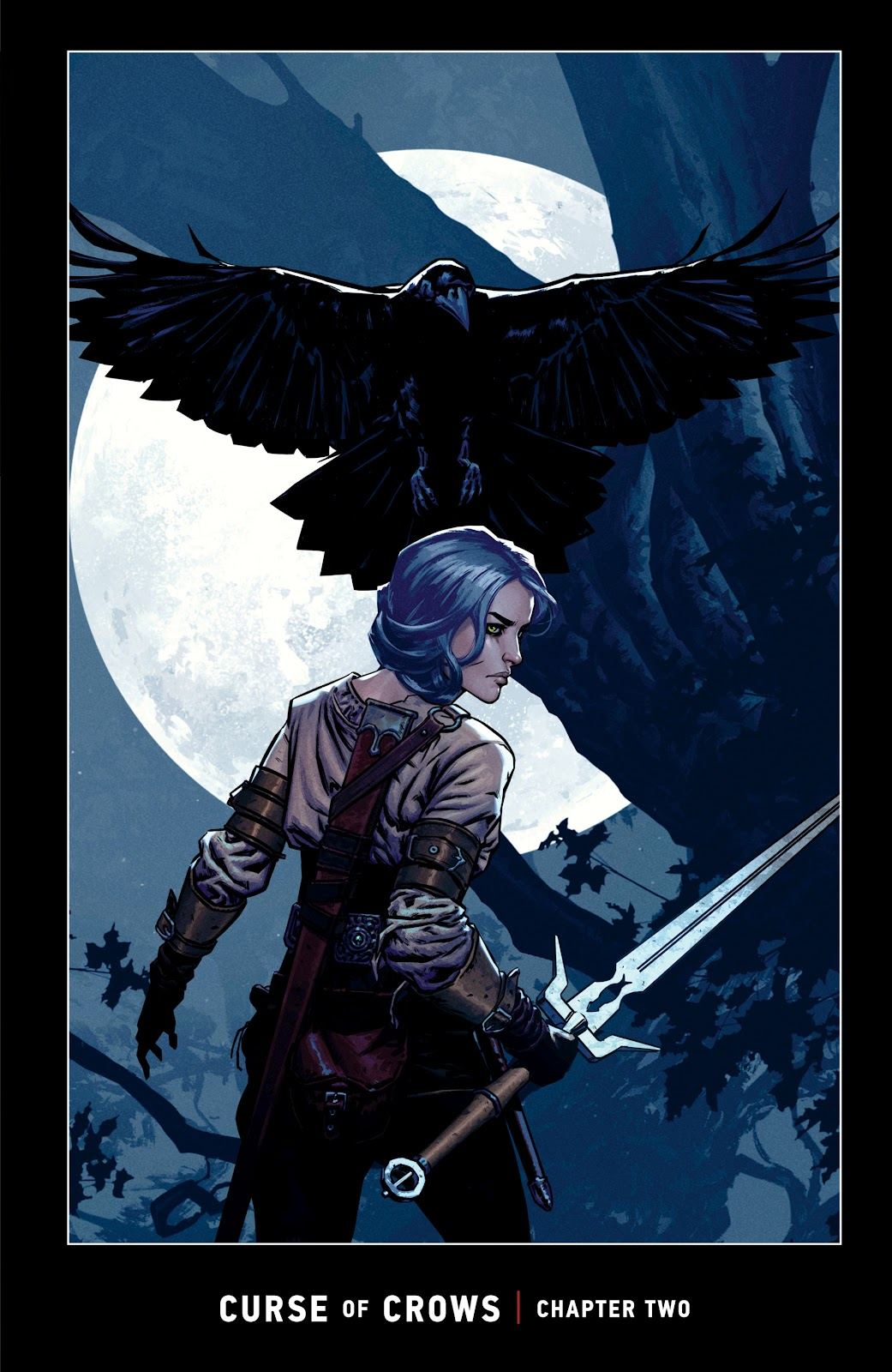 Read online The Witcher Omnibus comic -  Issue # TPB (Part 4) - 22