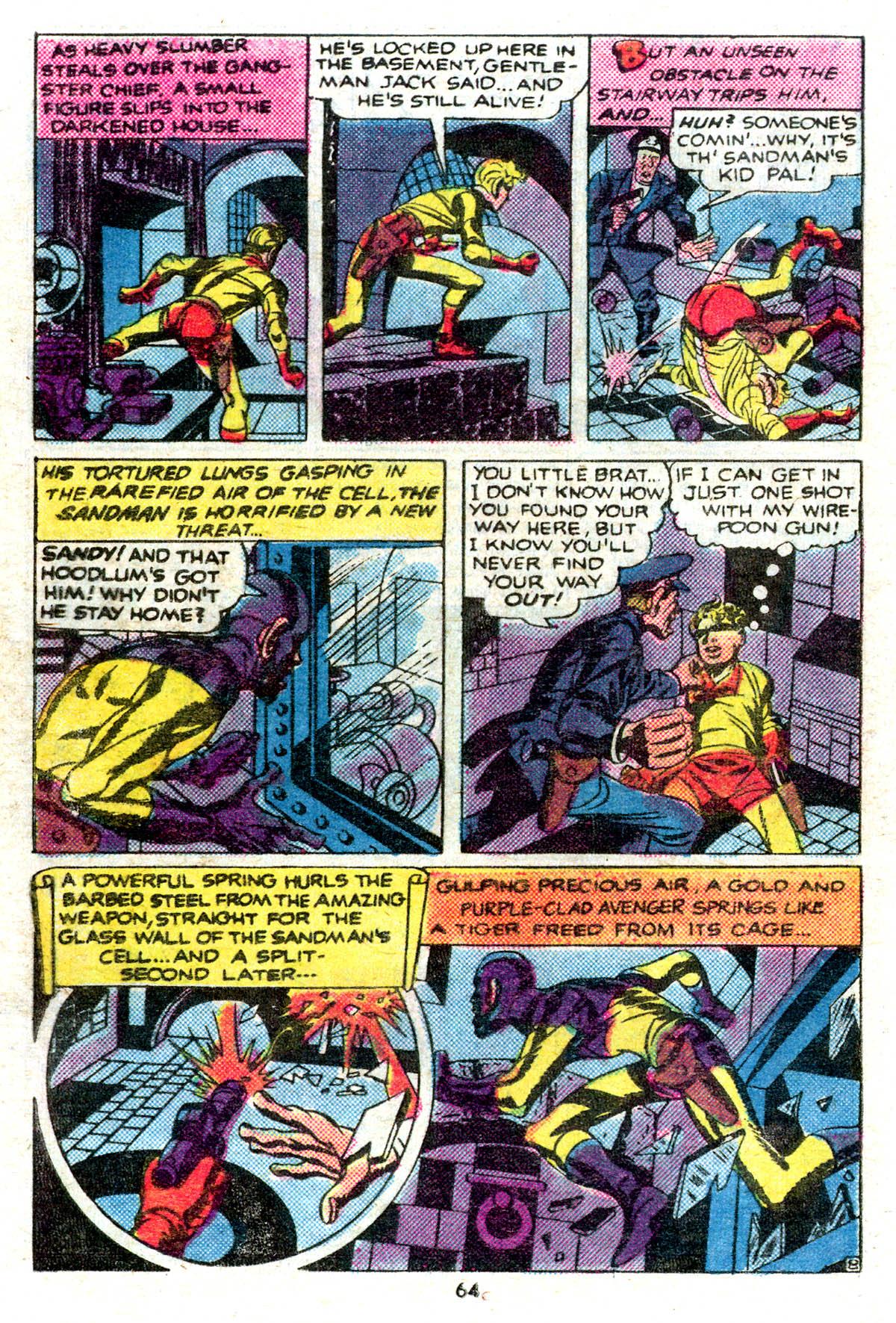 Read online Adventure Comics (1938) comic -  Issue #492 - 63