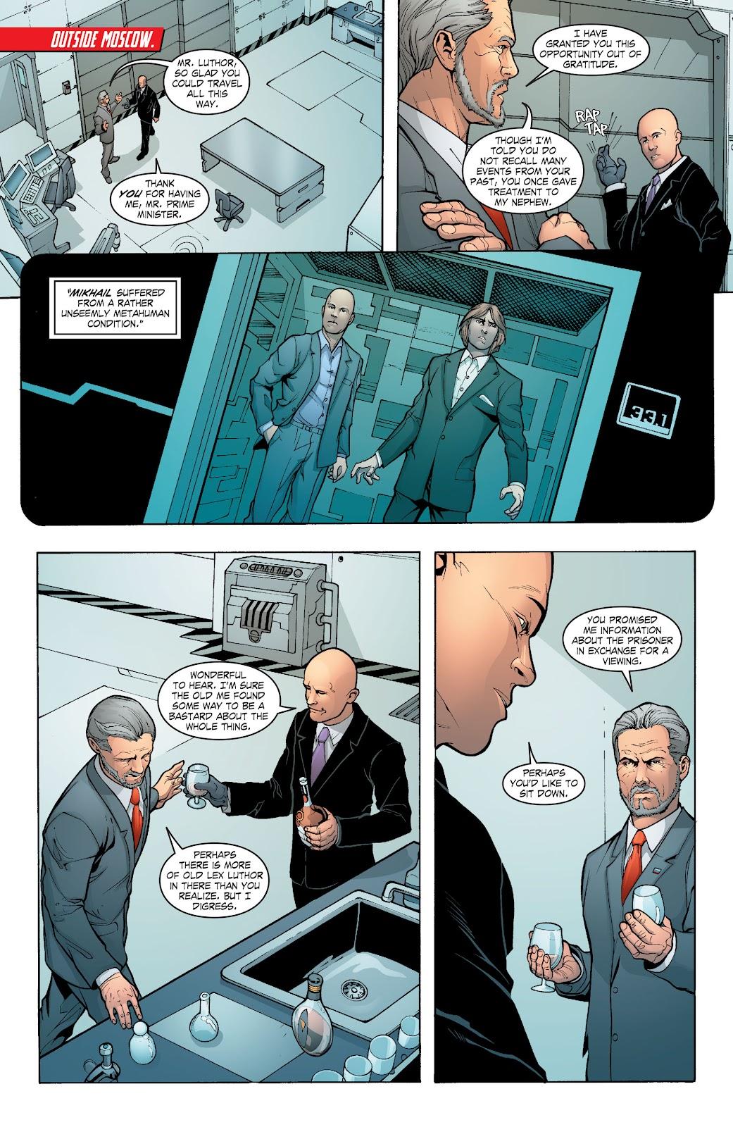 Read online Smallville Season 11 [II] comic -  Issue # TPB 6 - 91