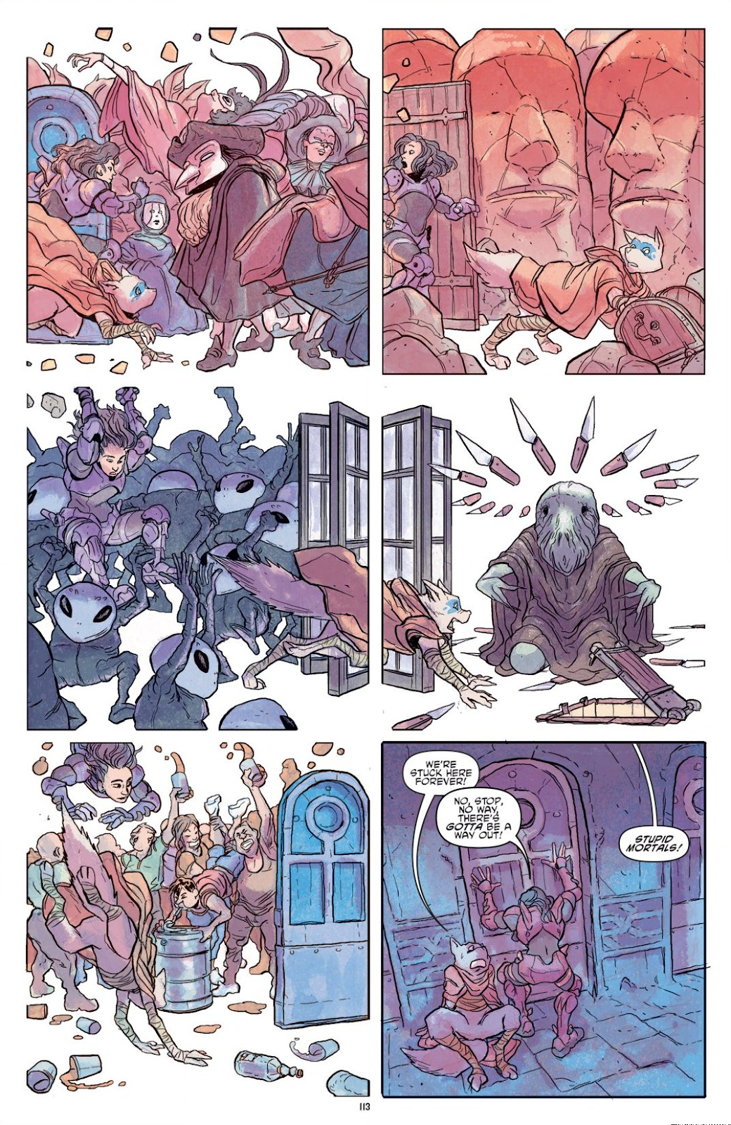 Read online Teenage Mutant Ninja Turtles: The IDW Collection comic -  Issue # TPB 9 (Part 2) - 13