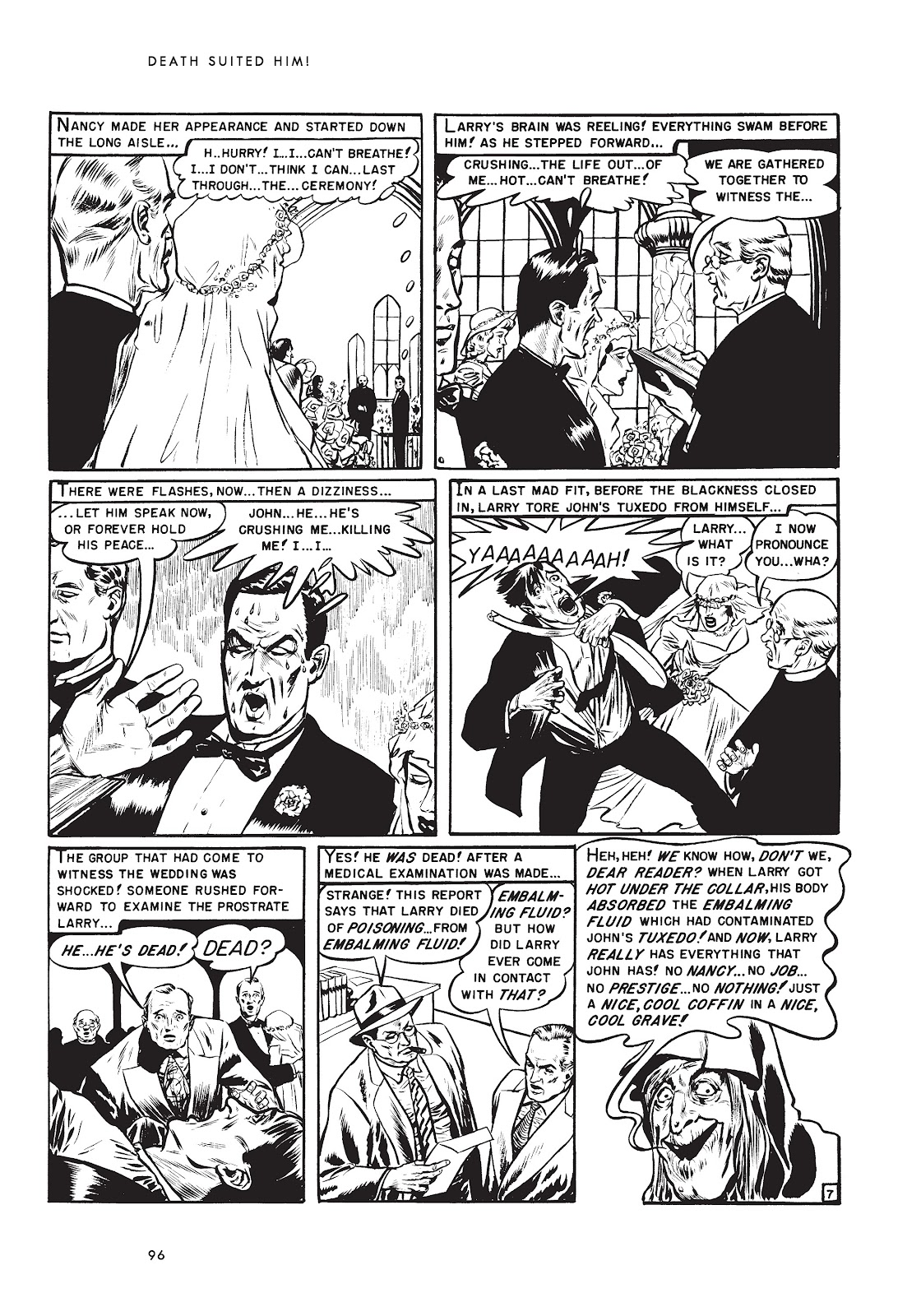 Read online Doctor of Horror and Other Stories comic -  Issue # TPB (Part 2) - 12