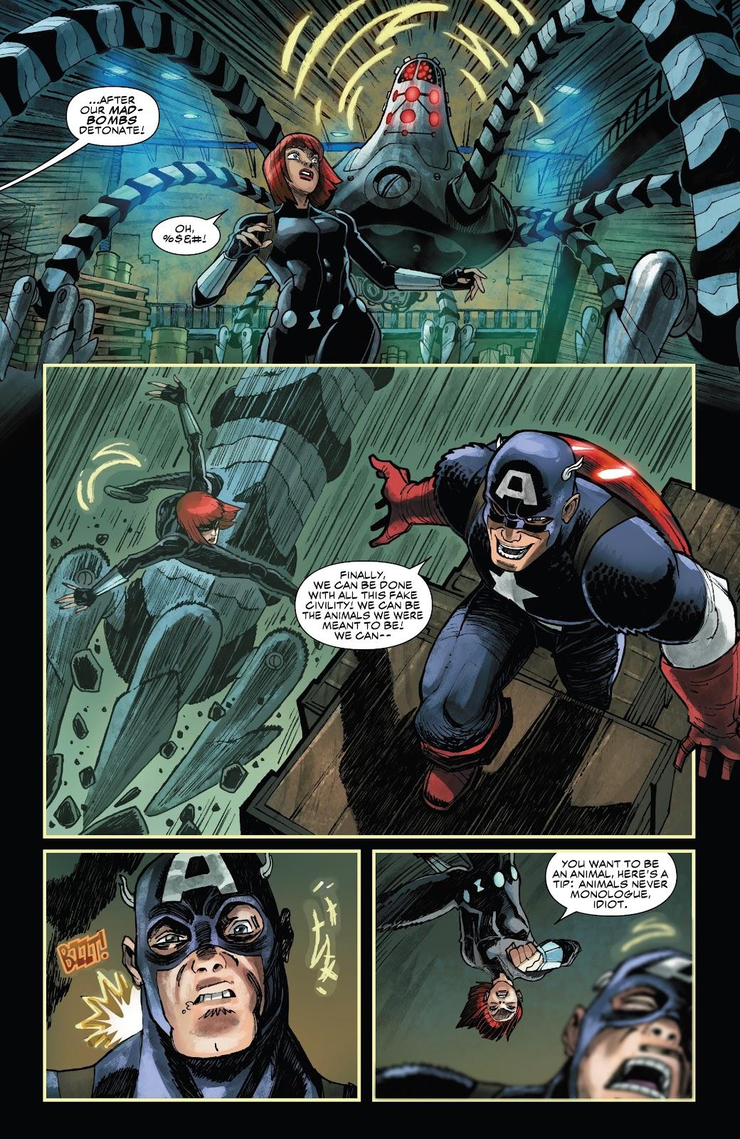 Read online Black Widow (2019) comic -  Issue #1 - 10