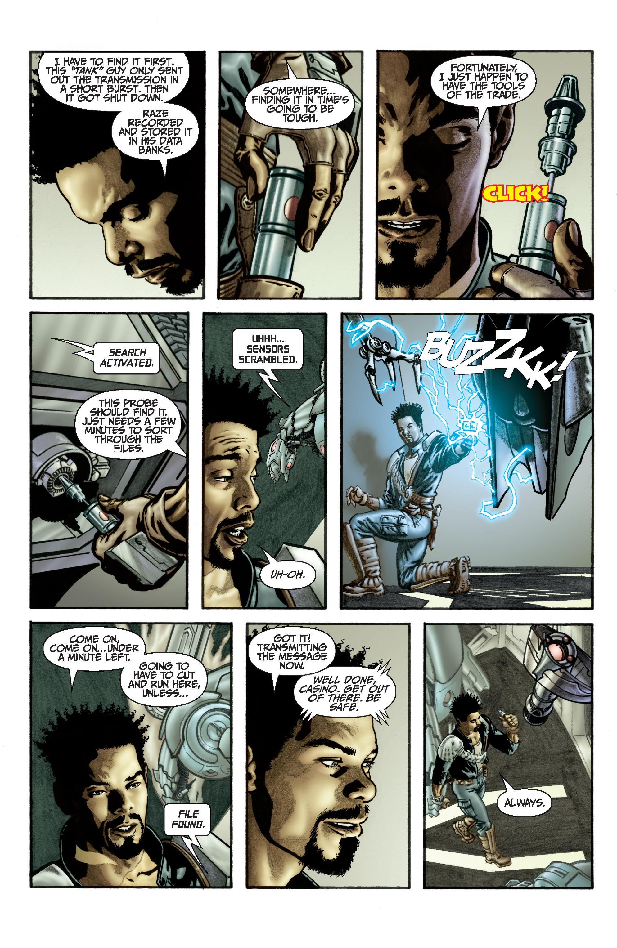 Read online Star Wars Omnibus comic -  Issue # Vol. 22 - 378