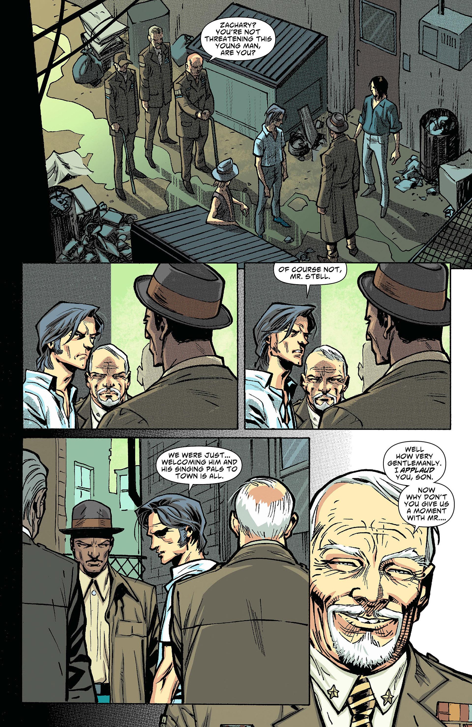 Read online American Vampire comic -  Issue #26 - 14