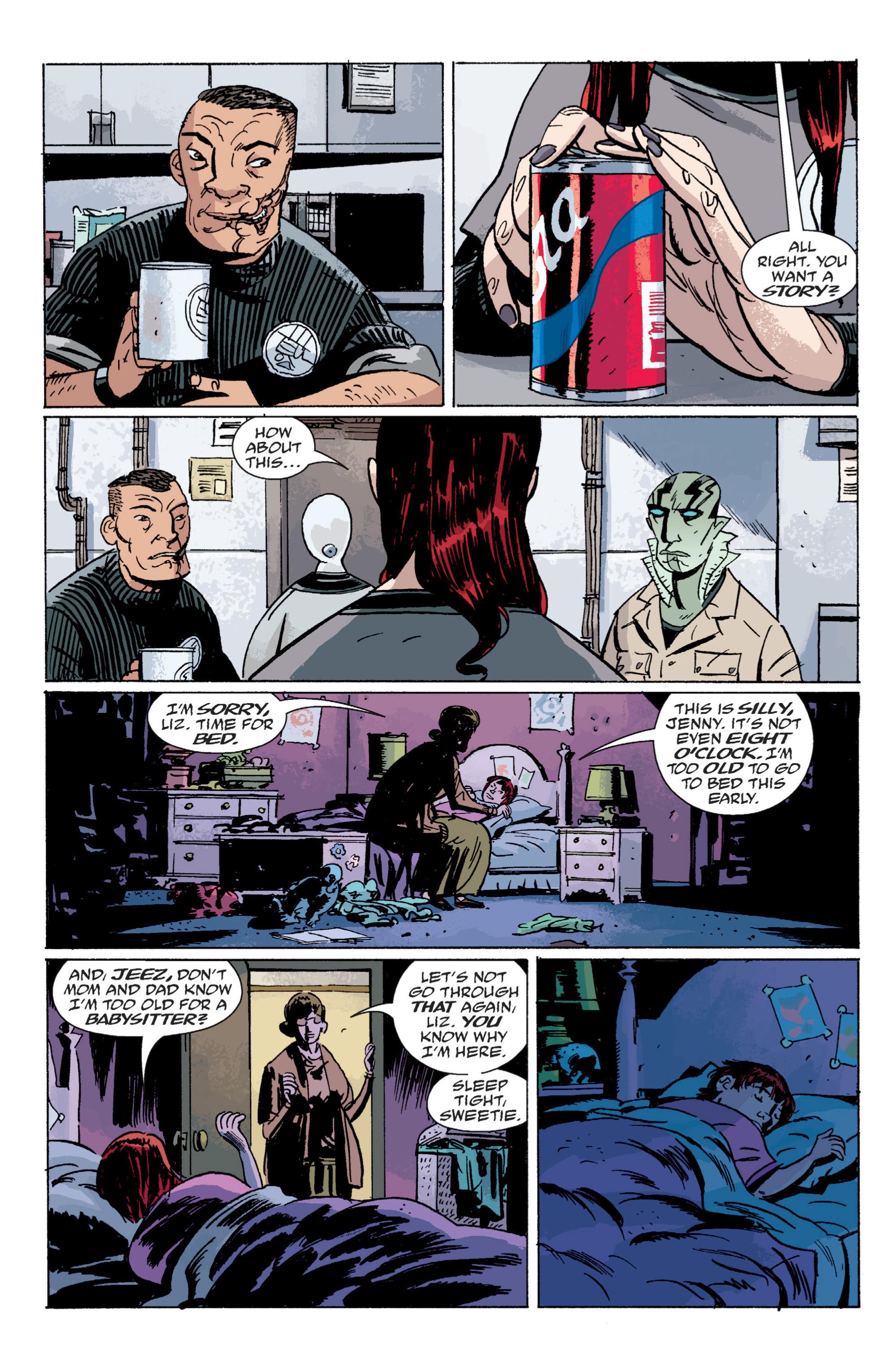 Read online B.P.R.D. (2003) comic -  Issue # TPB 6 - 91