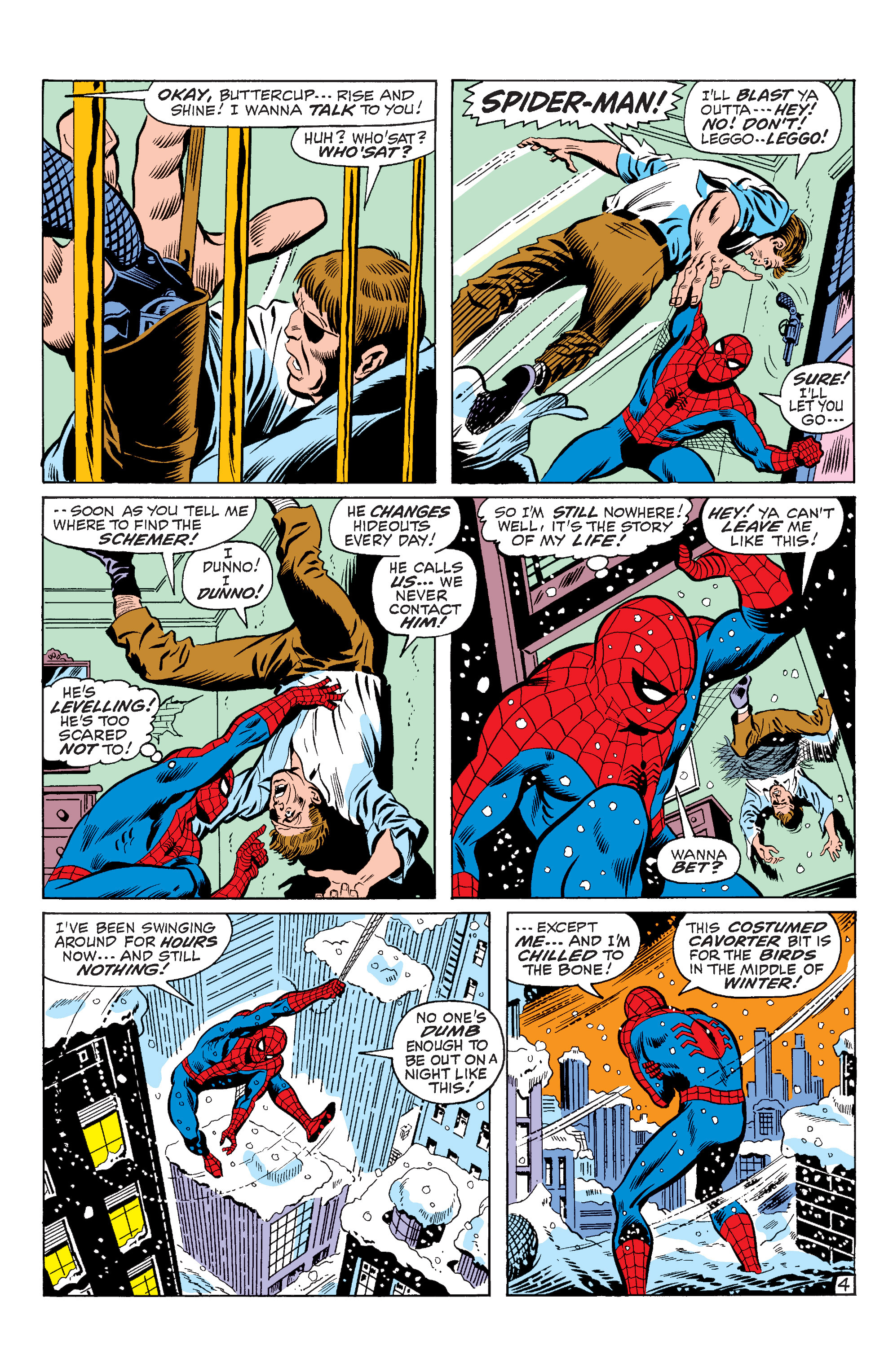 The Amazing Spider-Man (1963) 84 Page 4