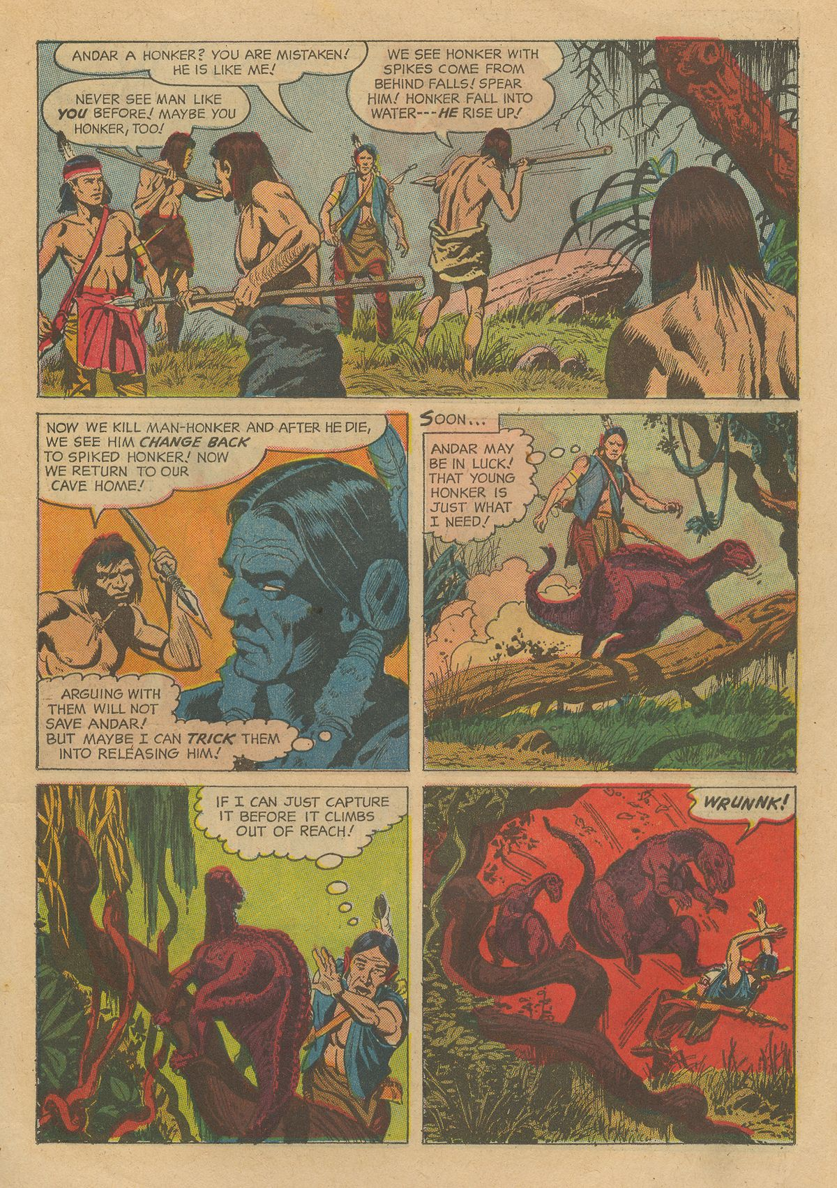 Read online Turok, Son of Stone comic -  Issue #54 - 7
