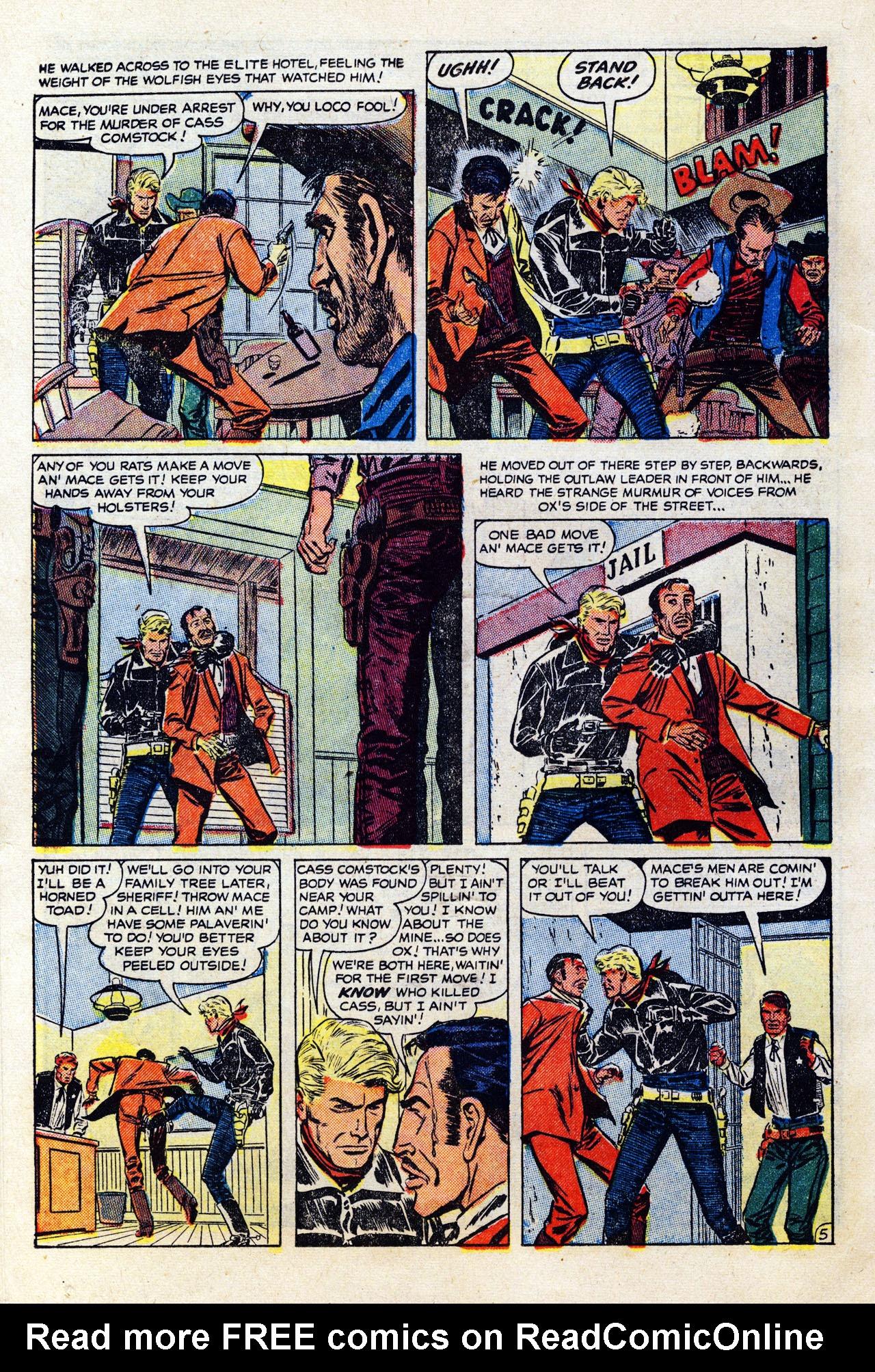 Read online Two-Gun Kid comic -  Issue #12 - 15