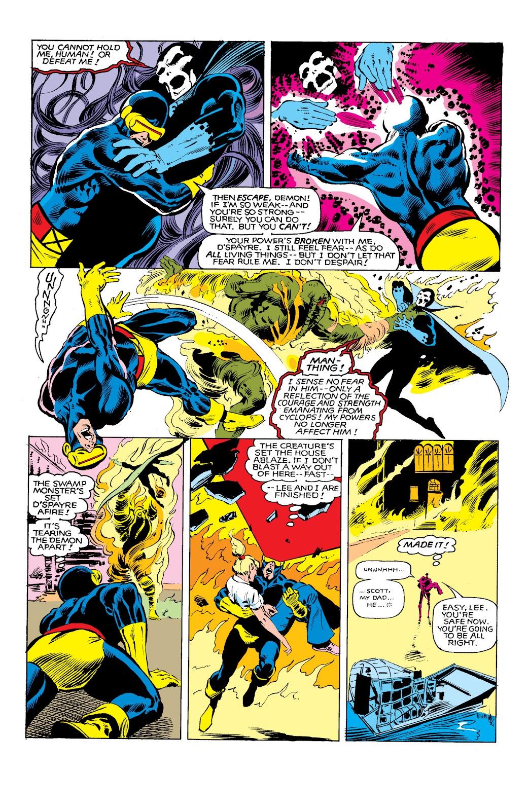 Uncanny X-Men (1963) issue 144 - Page 22