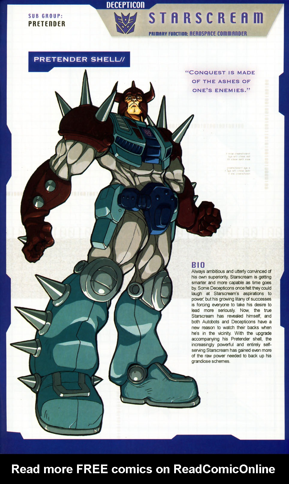 Read online Transformers: More than Meets the Eye comic -  Issue #7 - 65