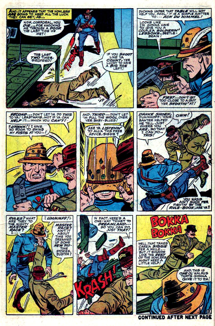 Read online Sgt. Fury comic -  Issue #41 - 18
