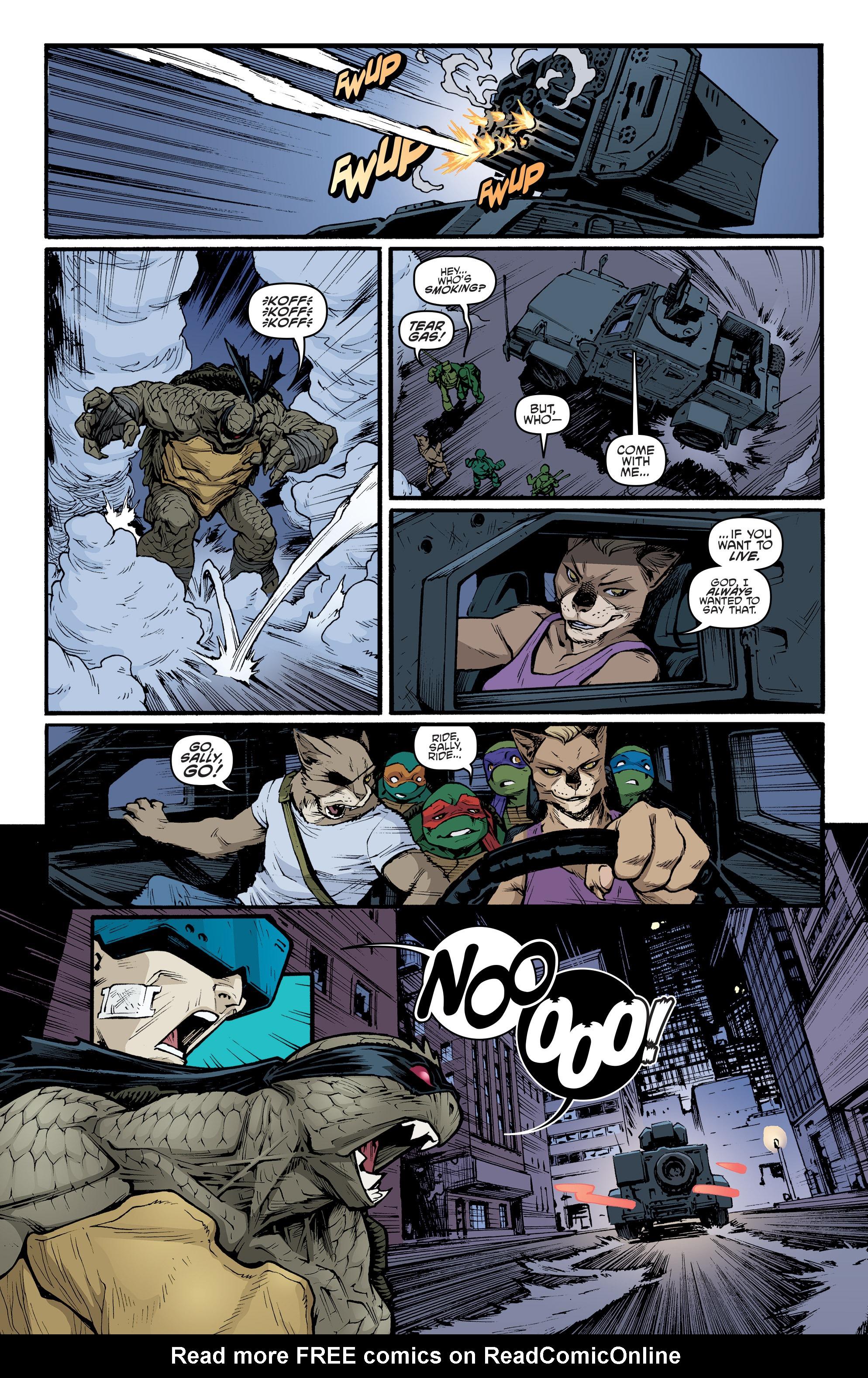 Read online Teenage Mutant Ninja Turtles (2011) comic -  Issue #69 - 17