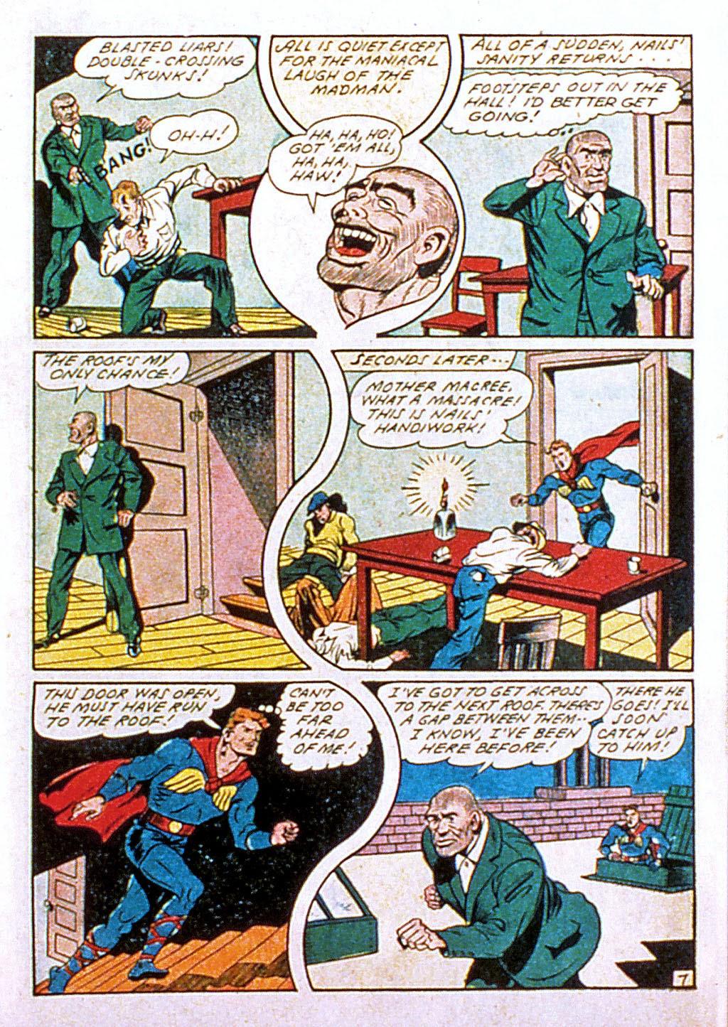 Read online Mystic Comics (1944) comic -  Issue #2 - 17