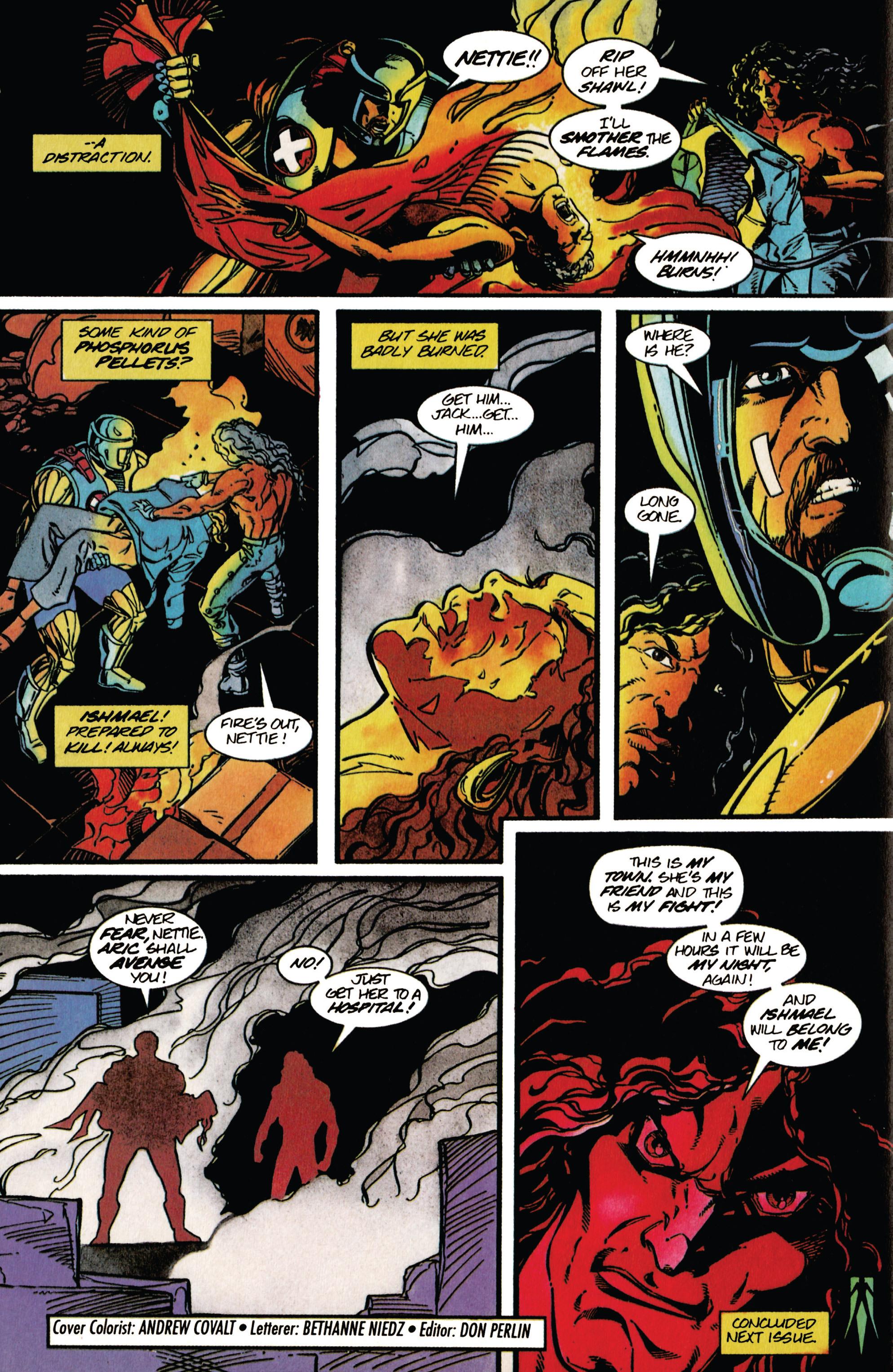 Read online Shadowman (1992) comic -  Issue #37 - 22