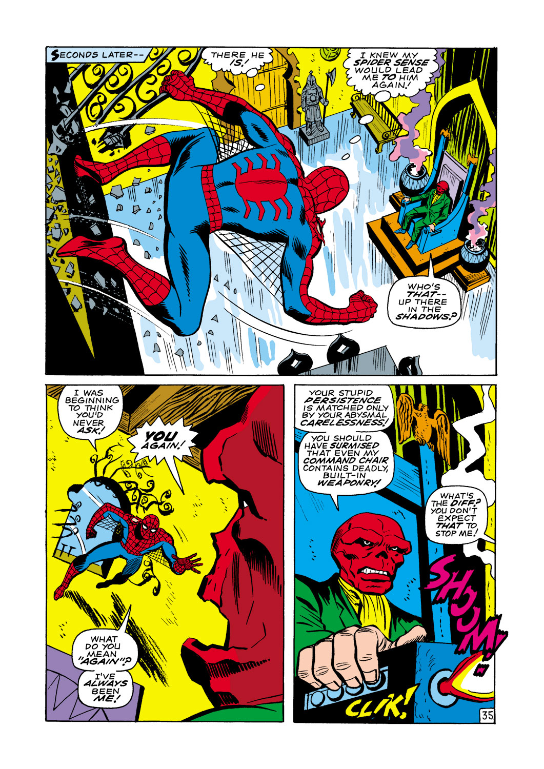 The Amazing Spider-Man (1963) _Annual_5 Page 35