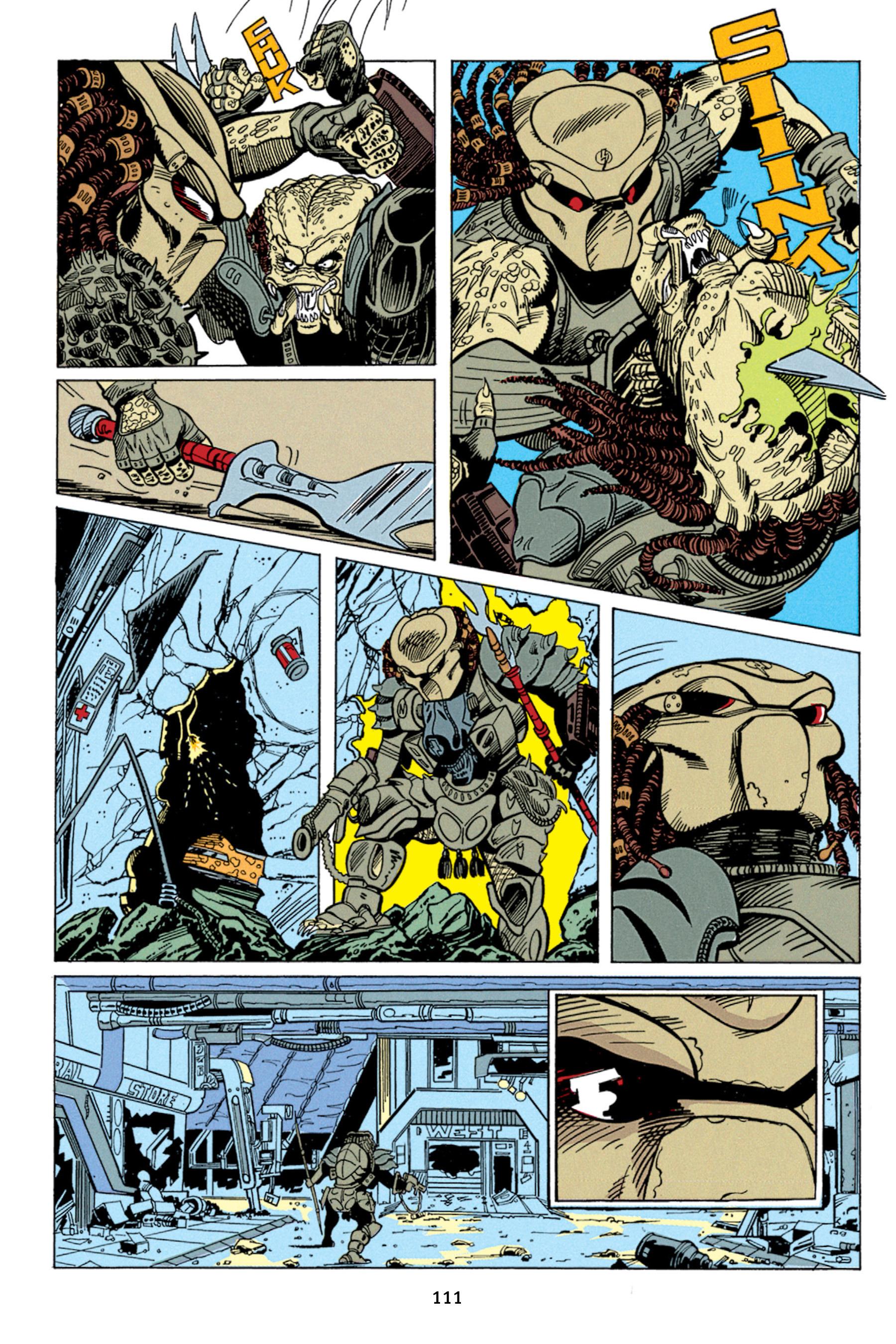 Read online Aliens vs. Predator Omnibus comic -  Issue # _TPB 1 Part 2 - 10