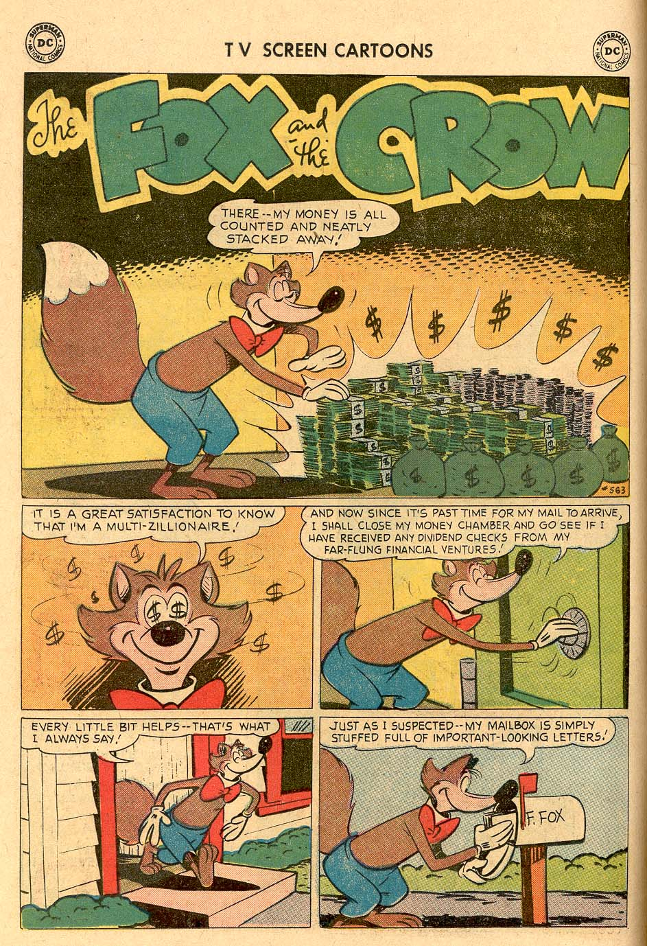 TV Screen Cartoons issue 133 - Page 10