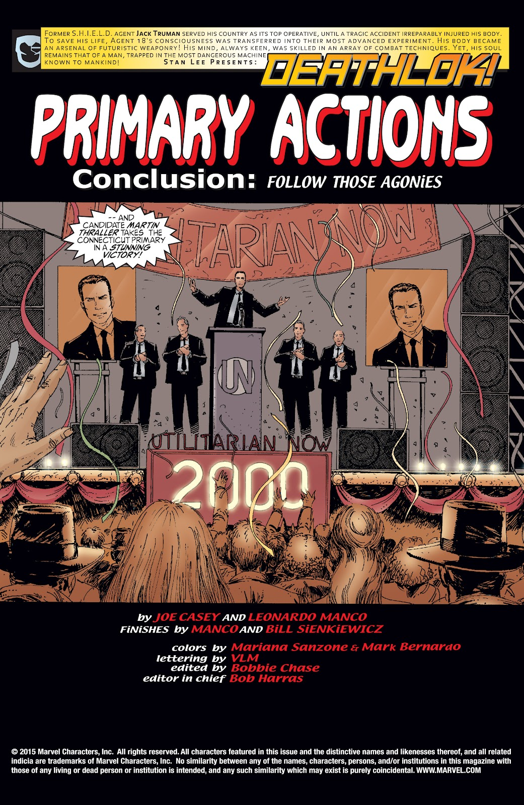 Deathlok (1999) issue 11 - Page 3