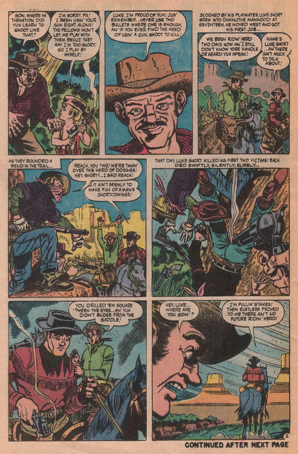 Read online Two-Gun Kid comic -  Issue #112 - 24