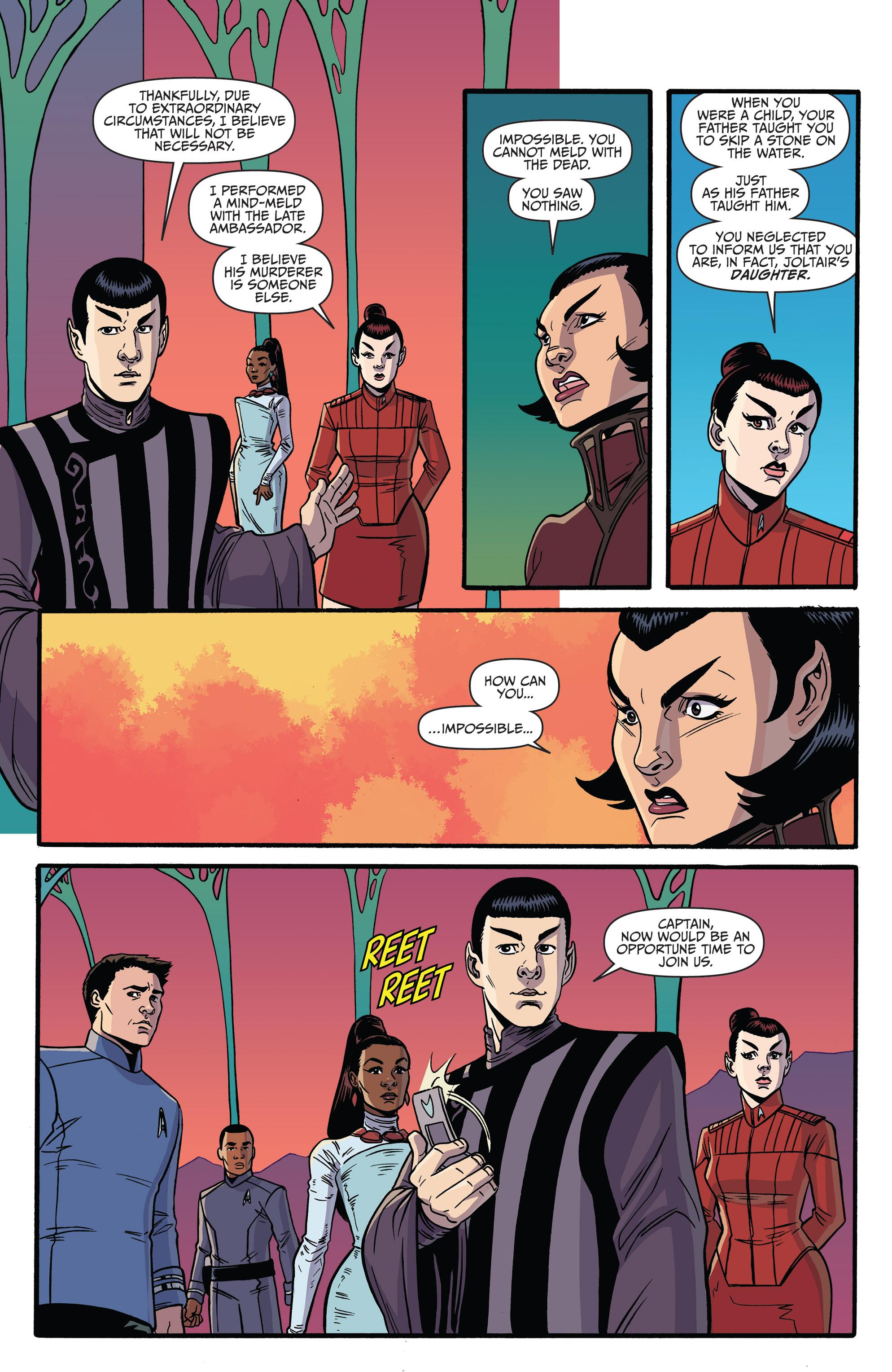 Read online Star Trek: Boldly Go comic -  Issue #8 - 17