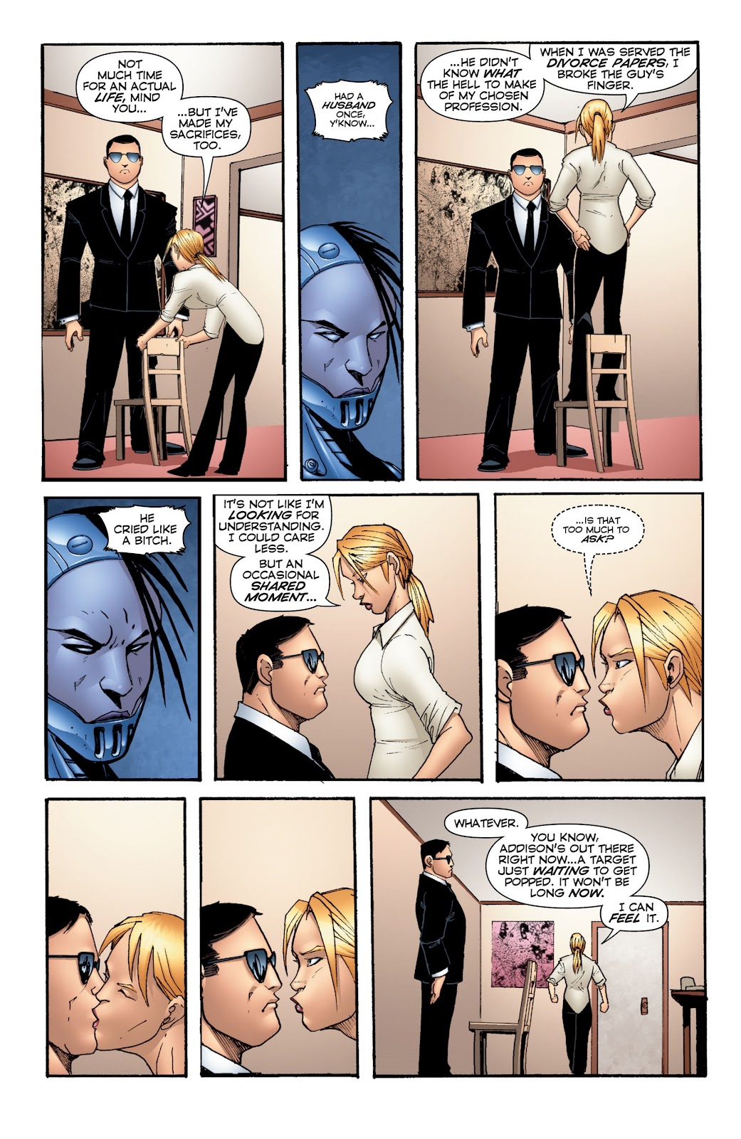 Wildcats Version 3.0 Issue #18 #18 - English 19