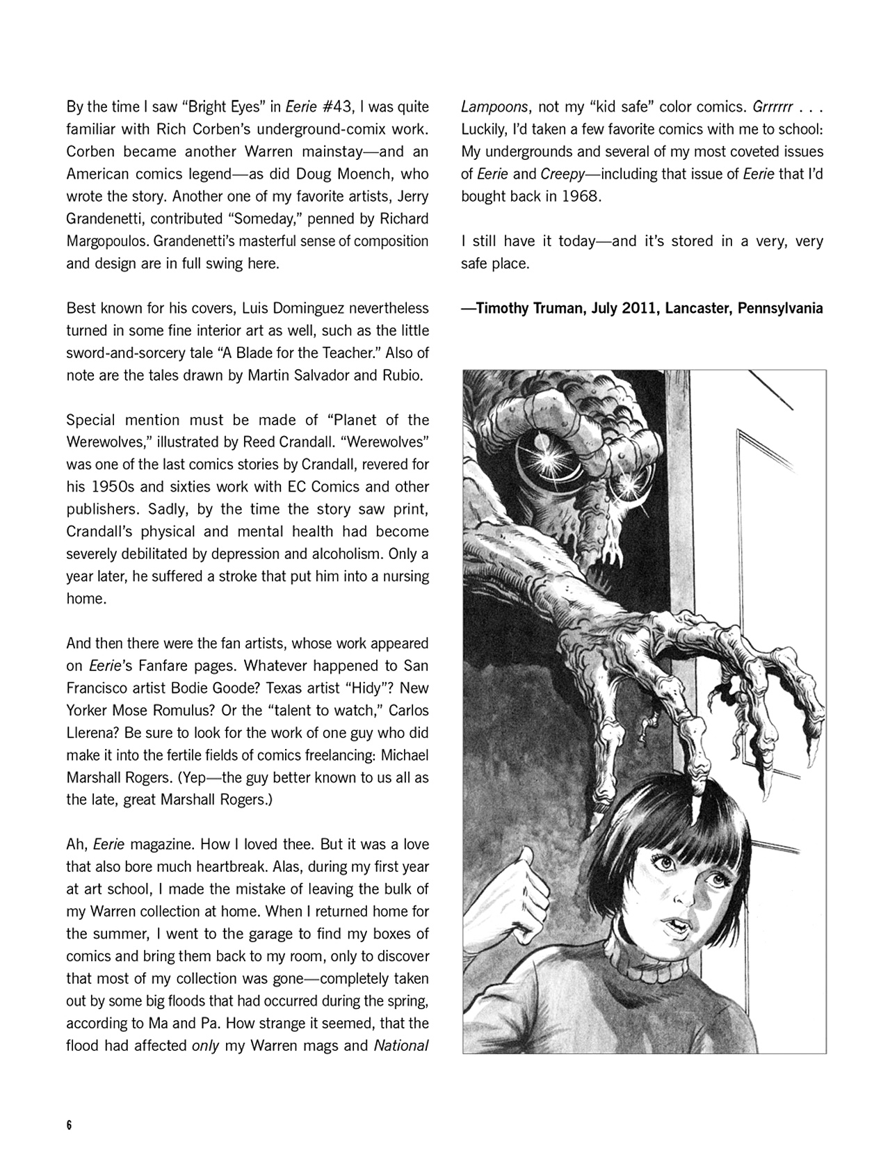 Read online Eerie Archives comic -  Issue # TPB 9 - 7
