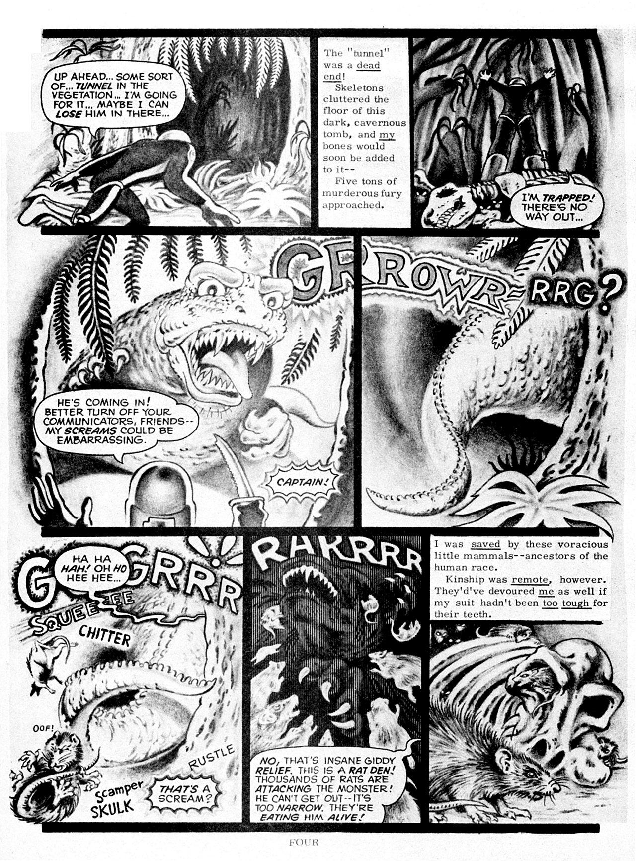 Read online Star*Reach comic -  Issue #13 - 29