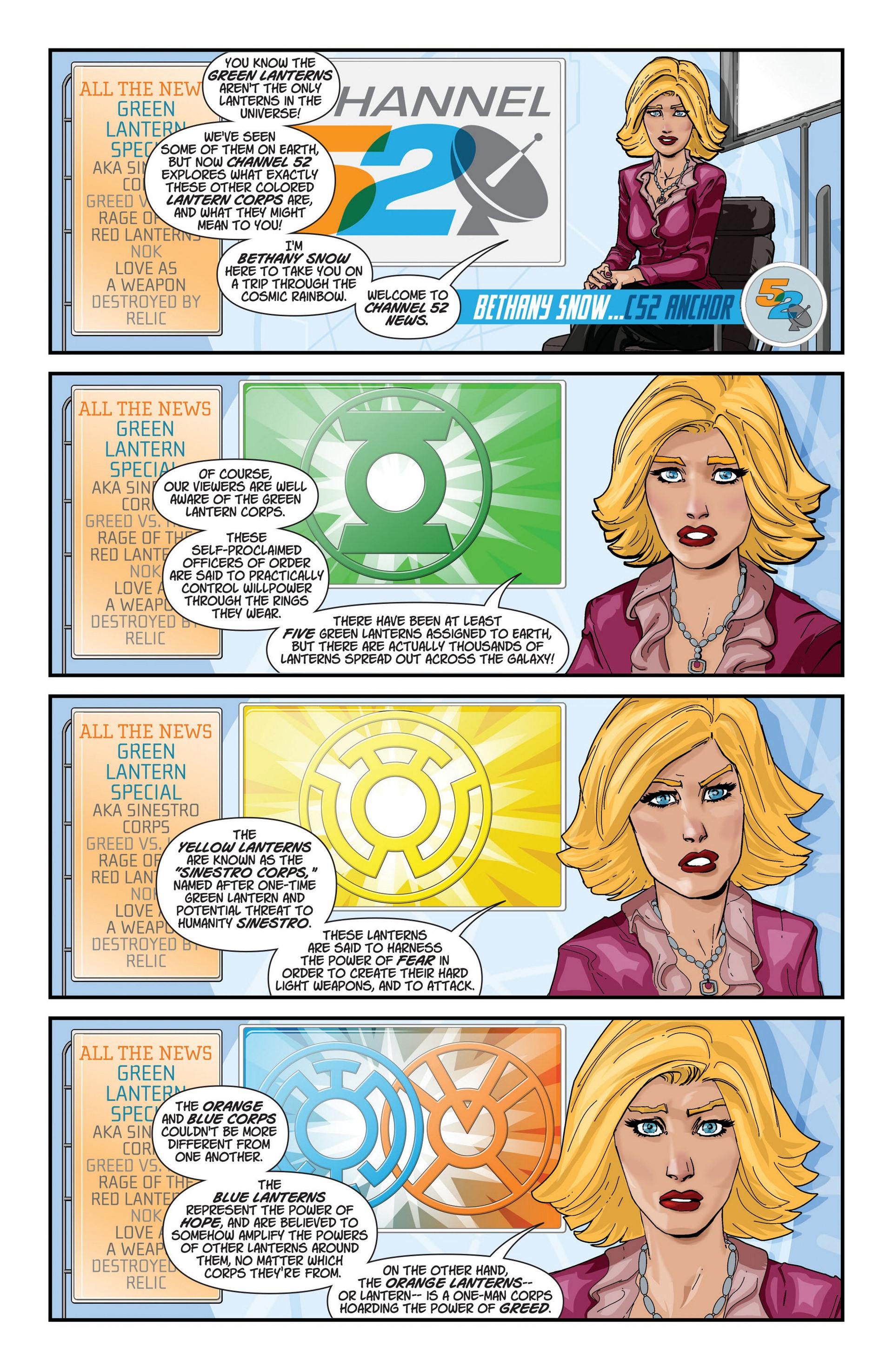 Read online Trinity of Sin: The Phantom Stranger comic -  Issue #9 - 22
