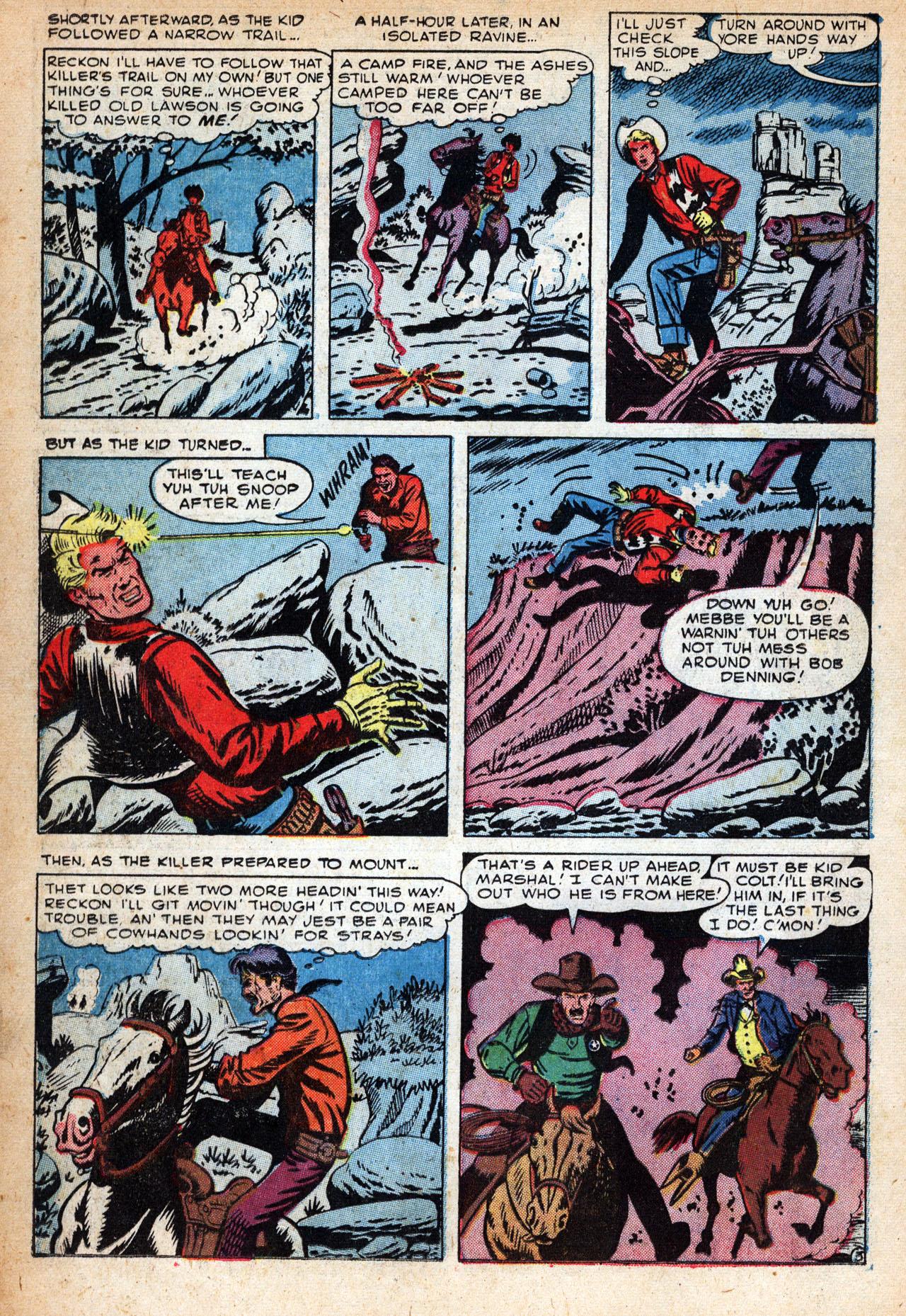 Read online Two-Gun Kid comic -  Issue #18 - 22