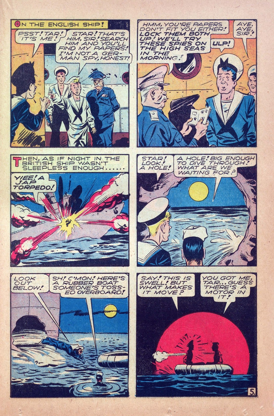 Read online Joker Comics comic -  Issue #17 - 31