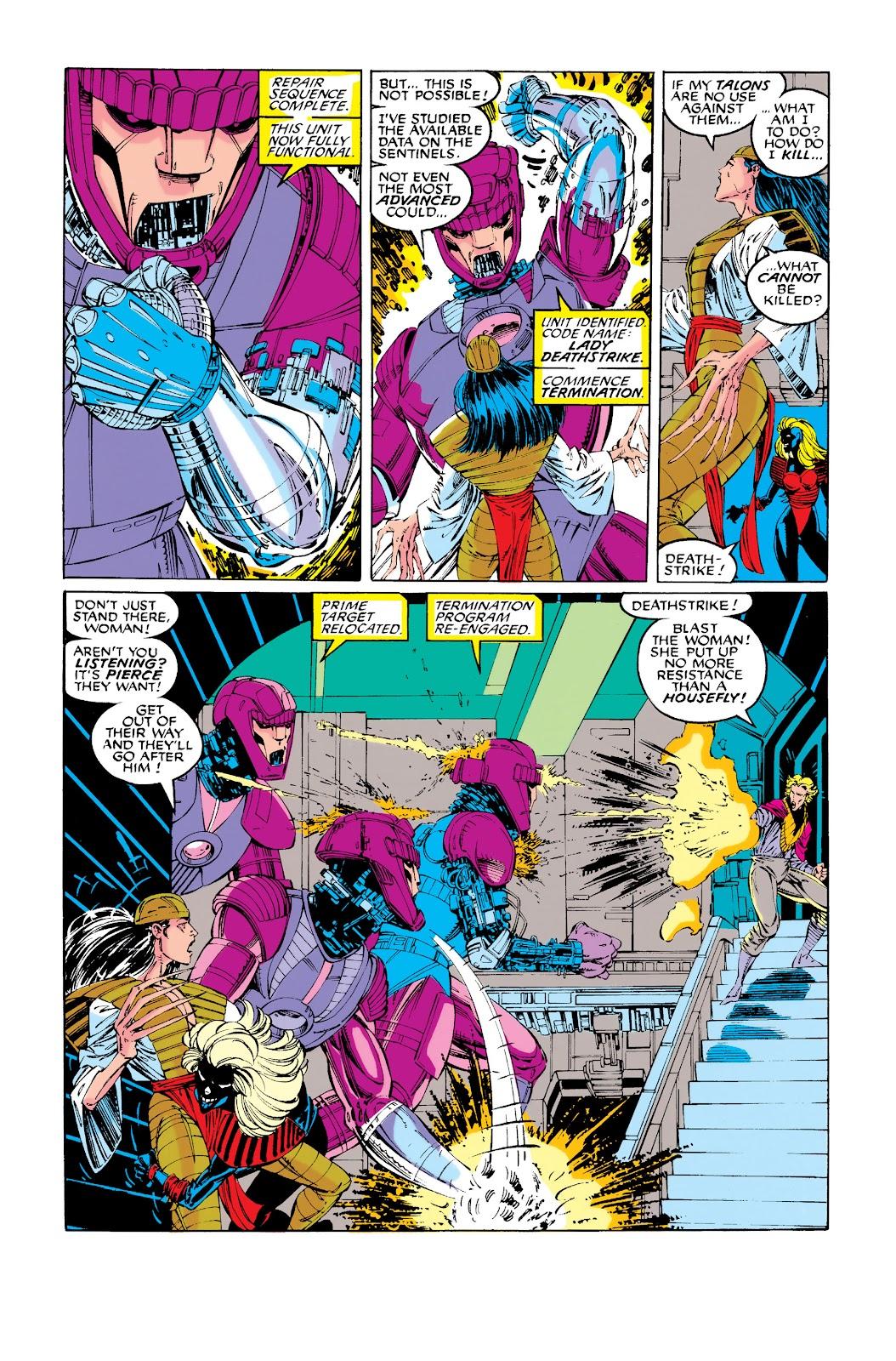 Uncanny X-Men (1963) issue 281 - Page 13