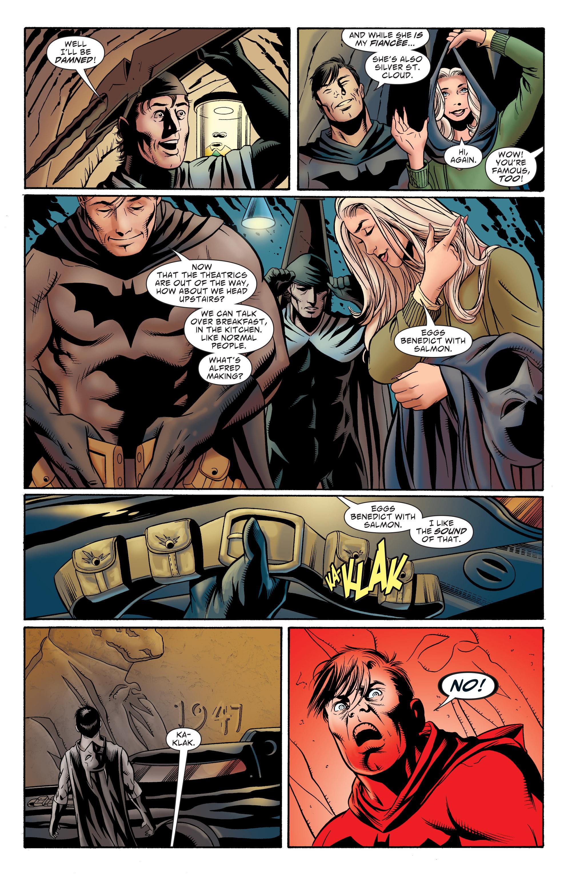 Read online Batman: The Widening Gyre comic -  Issue #6 - 43